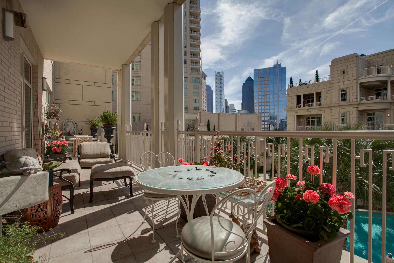 Скачать обои стиль, интерьер, мегаполис, терраса, балкон, го.