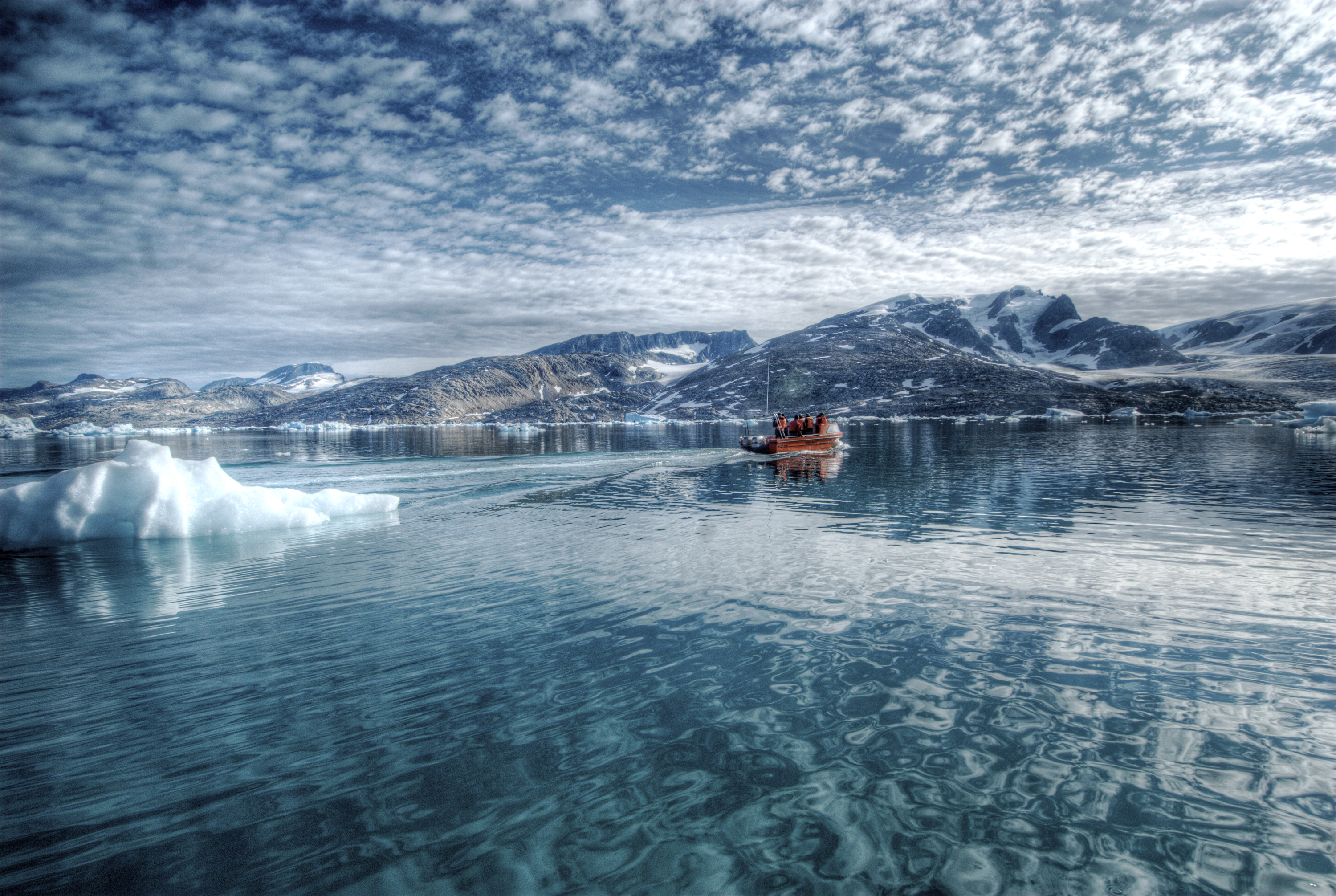greenland offers icy adventures to travelers