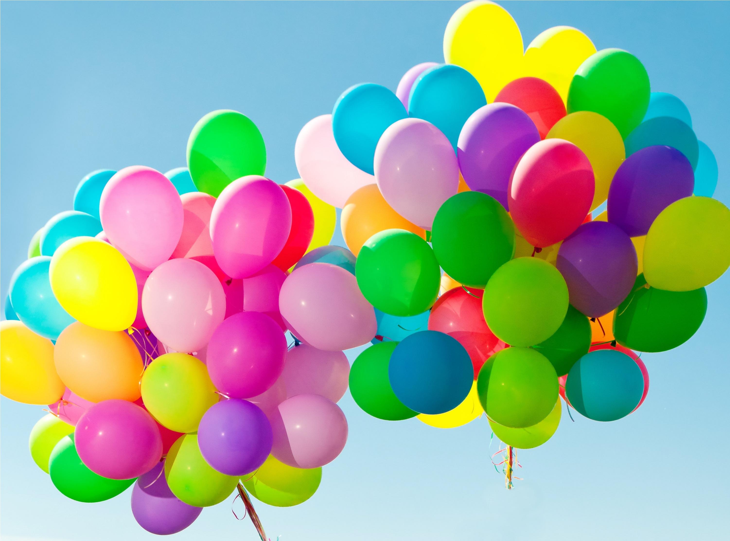 Как делают воздушные шарики