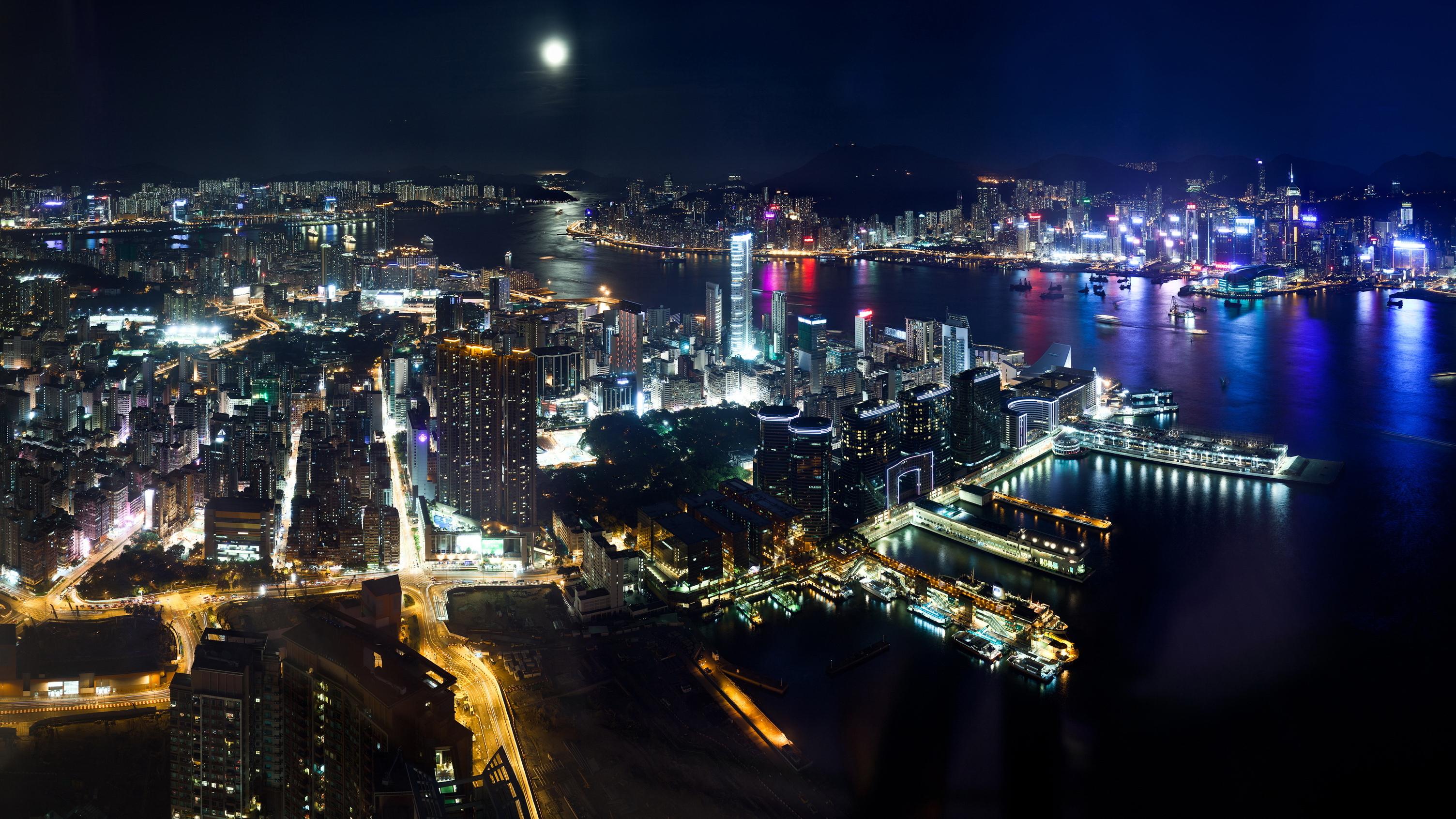 фото ночного города в отличном качестве стихи переведены