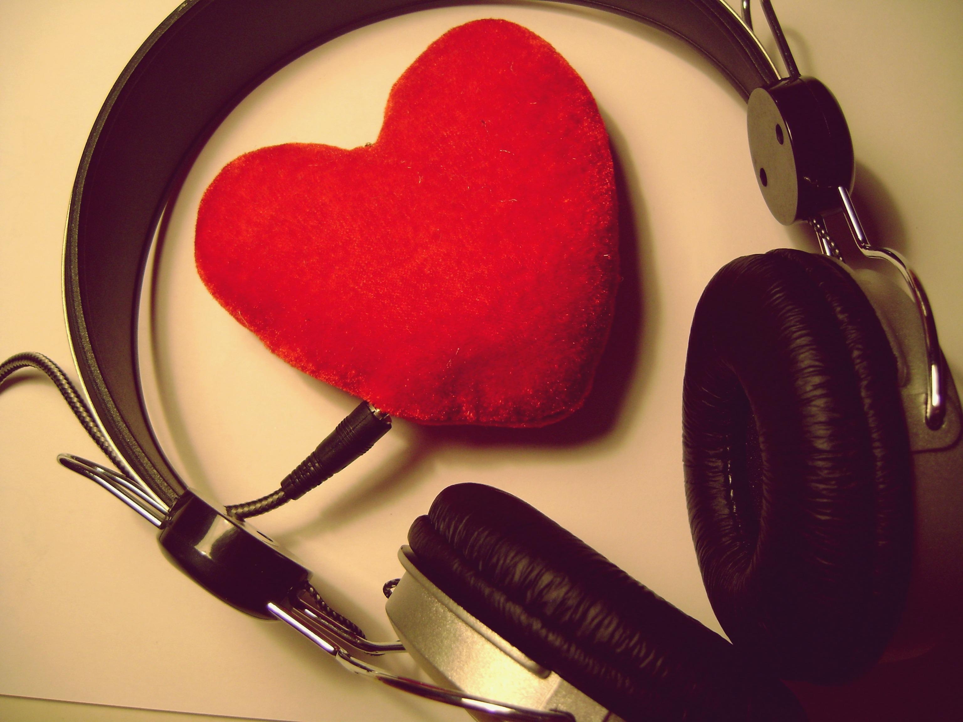 Картинки о любви и музыке