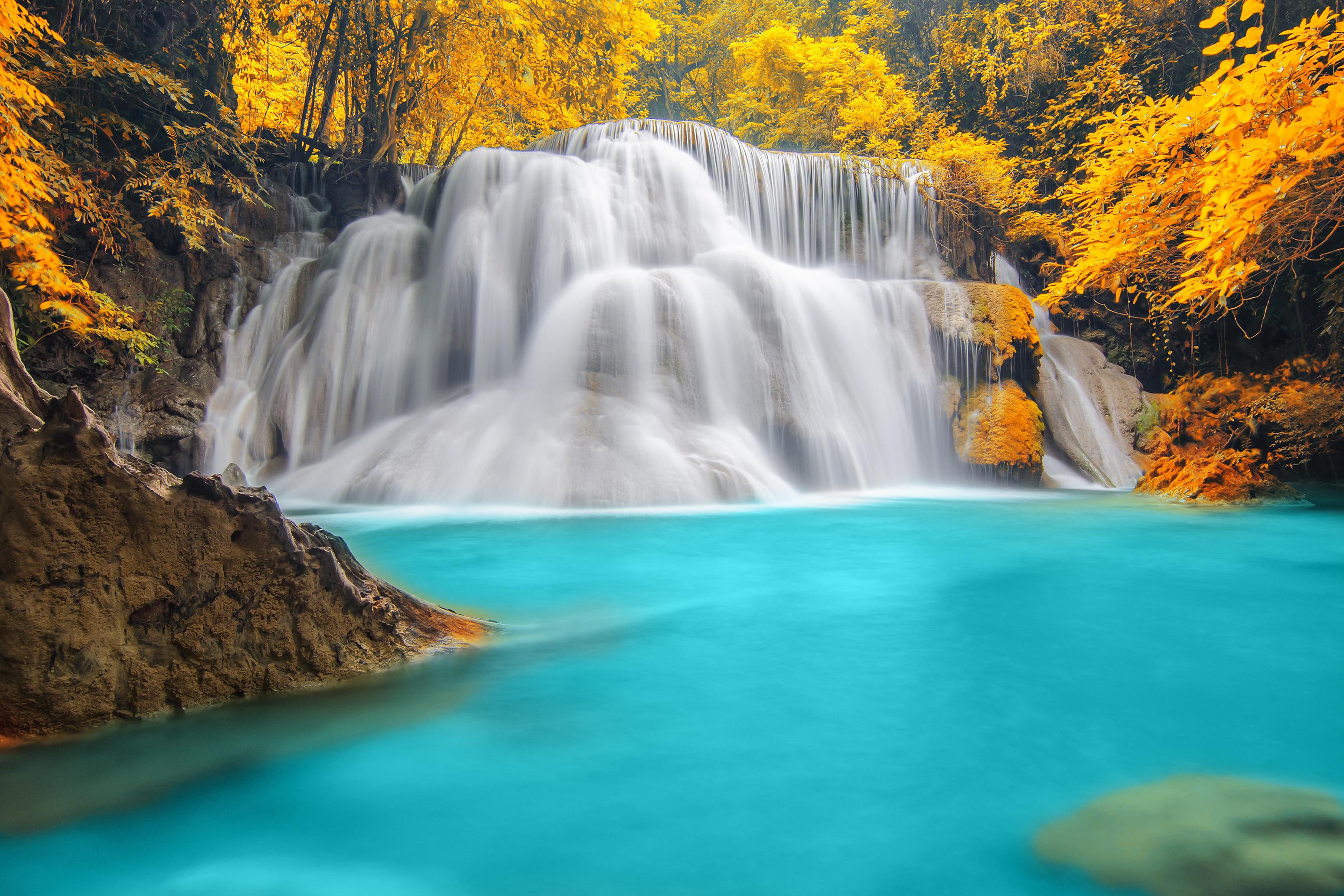 Водопады фотки и картинки