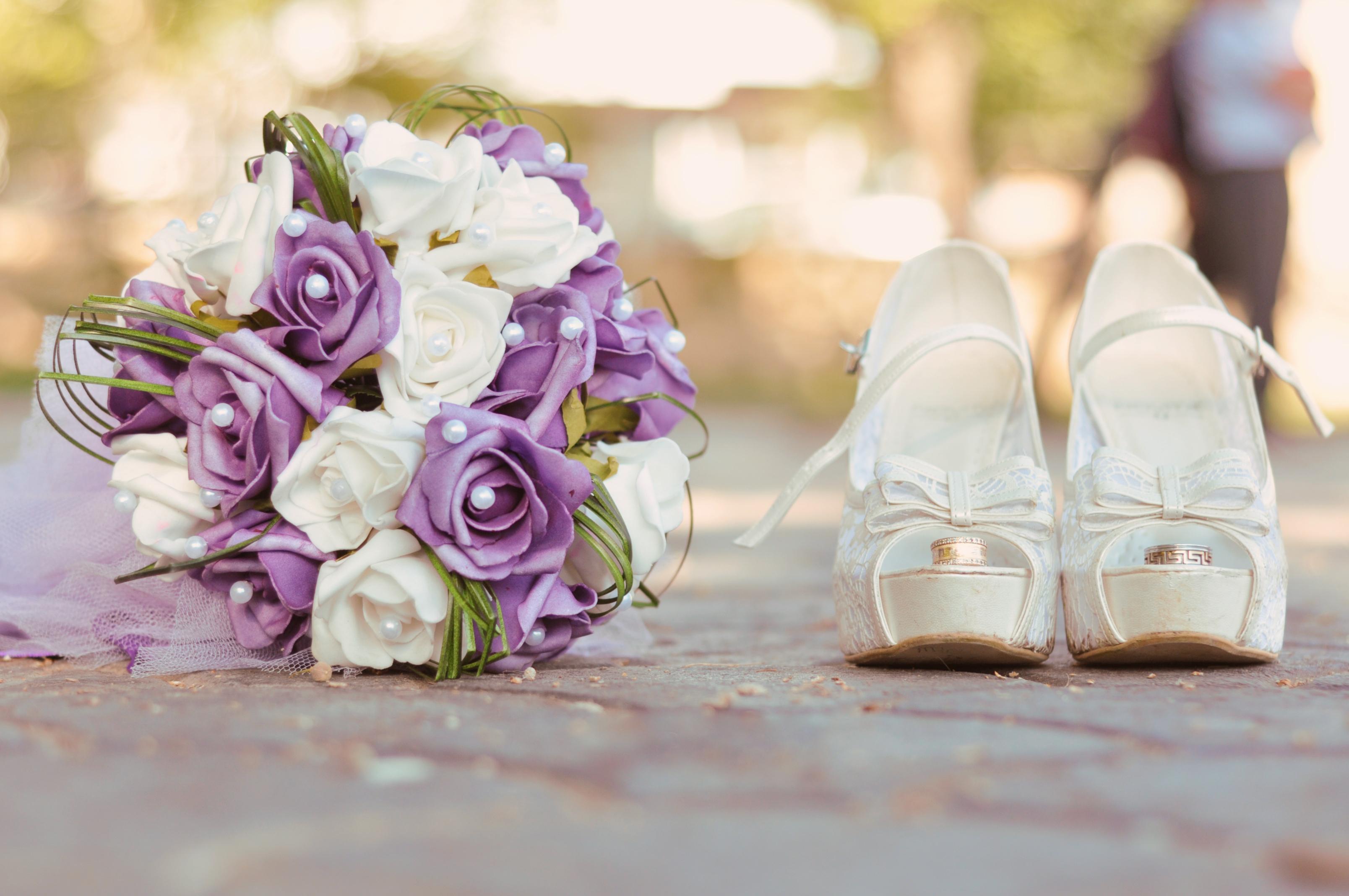 Туфли и розы  № 3398307 загрузить