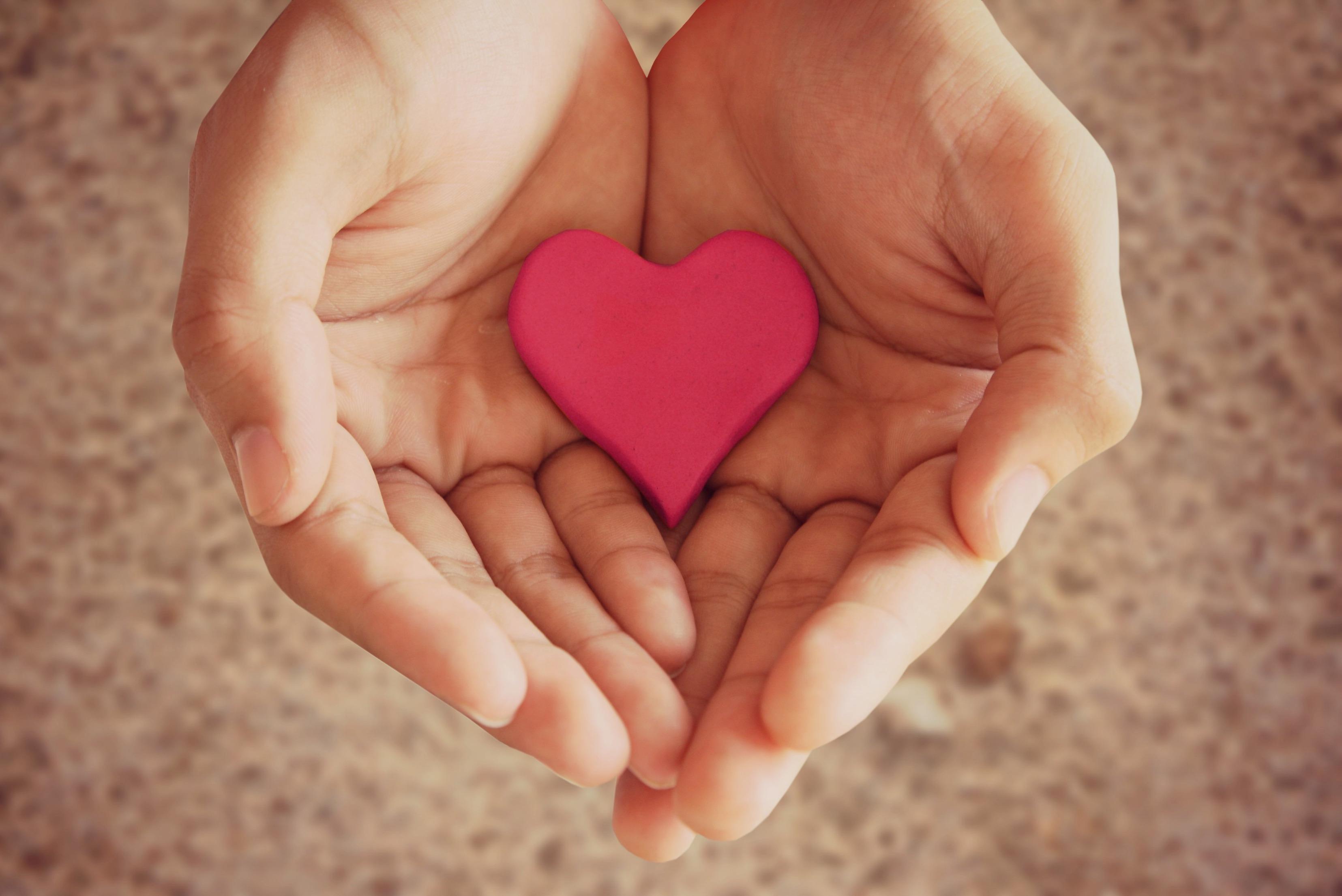 hand hearts wallpaper - HD3310×2210