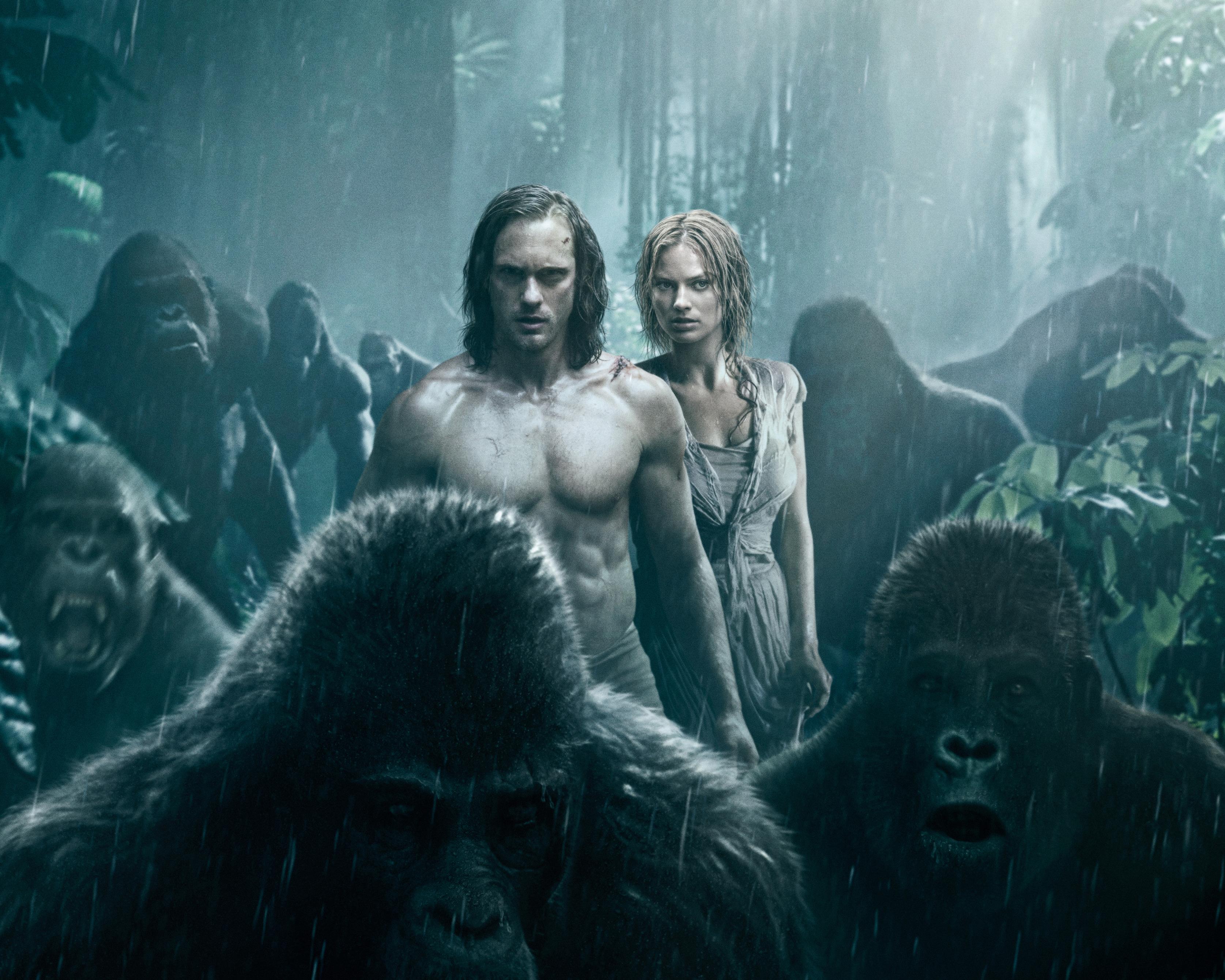 Тарзан Легенда 2016 онлайн  смотреть онлайн фильм