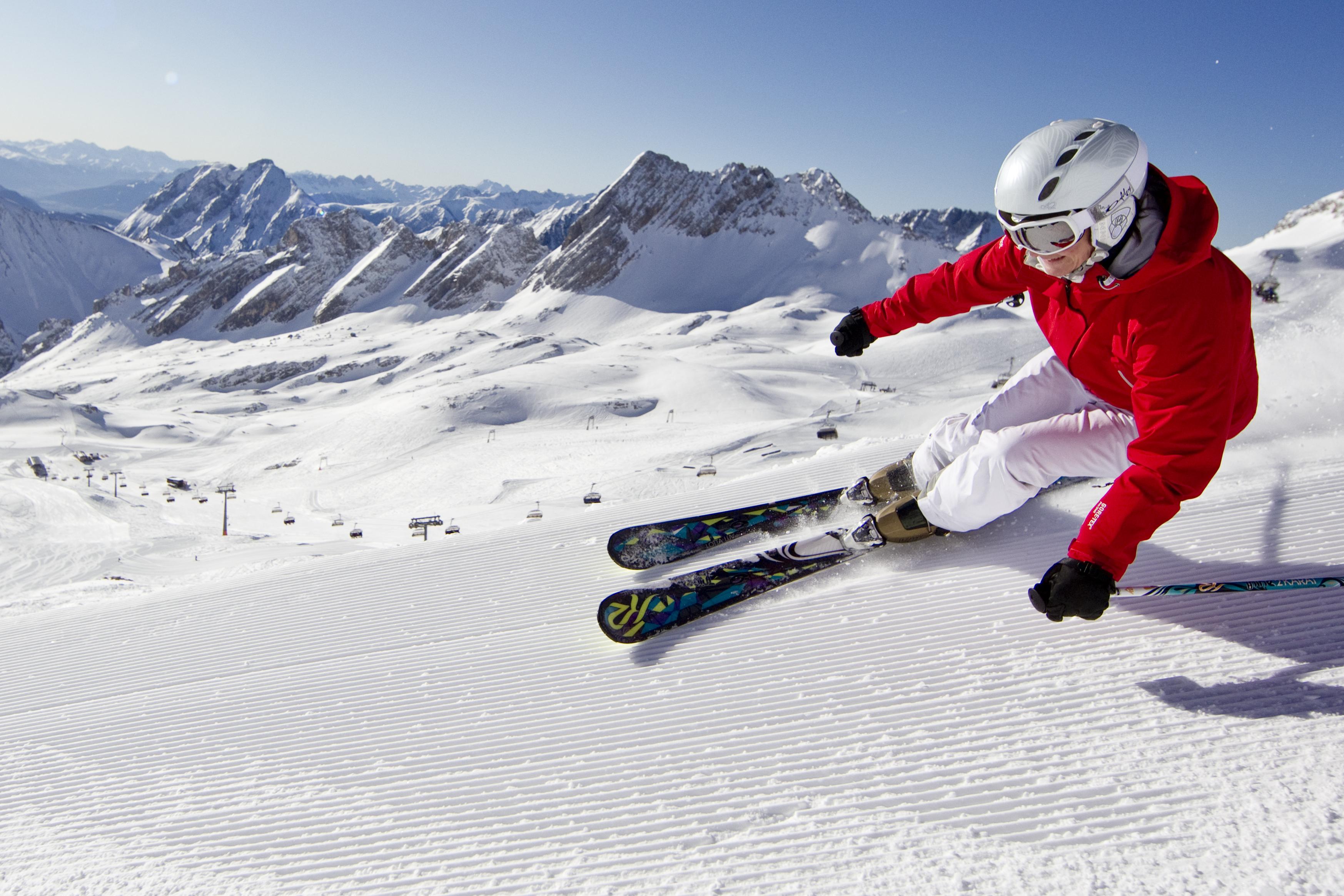как выглядят горные лыжи фото различных