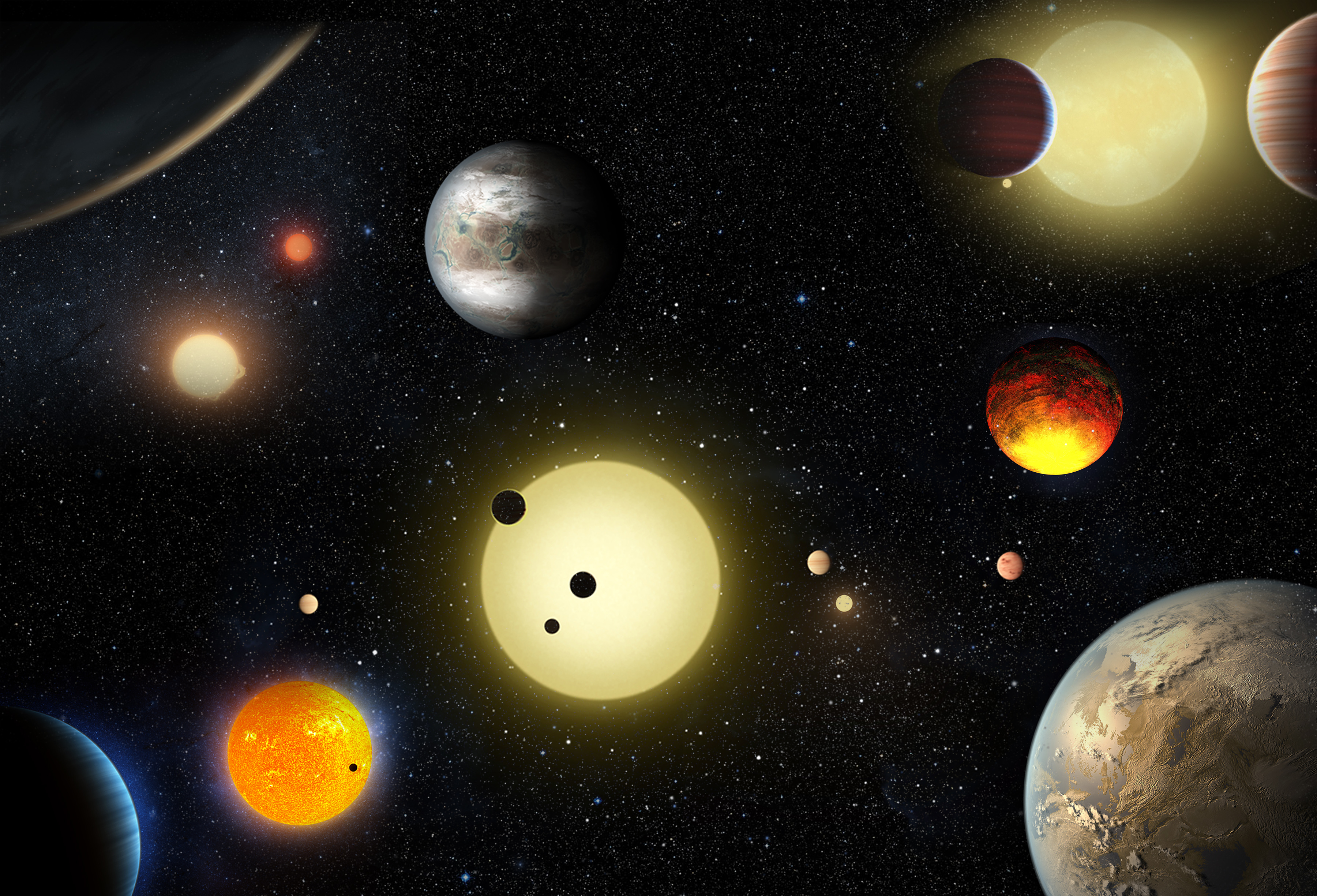discover planets and moons in amazing detail-inverse - HD 1280×870