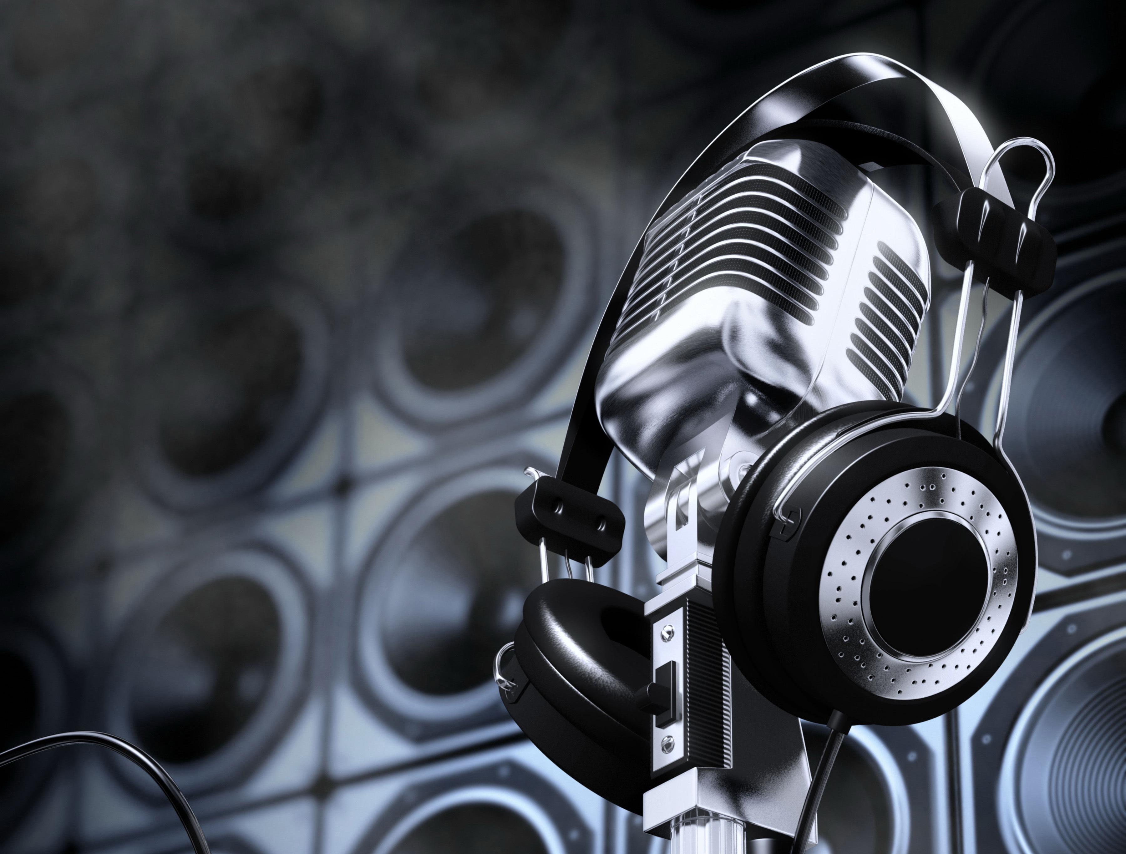 микрофон RCF
