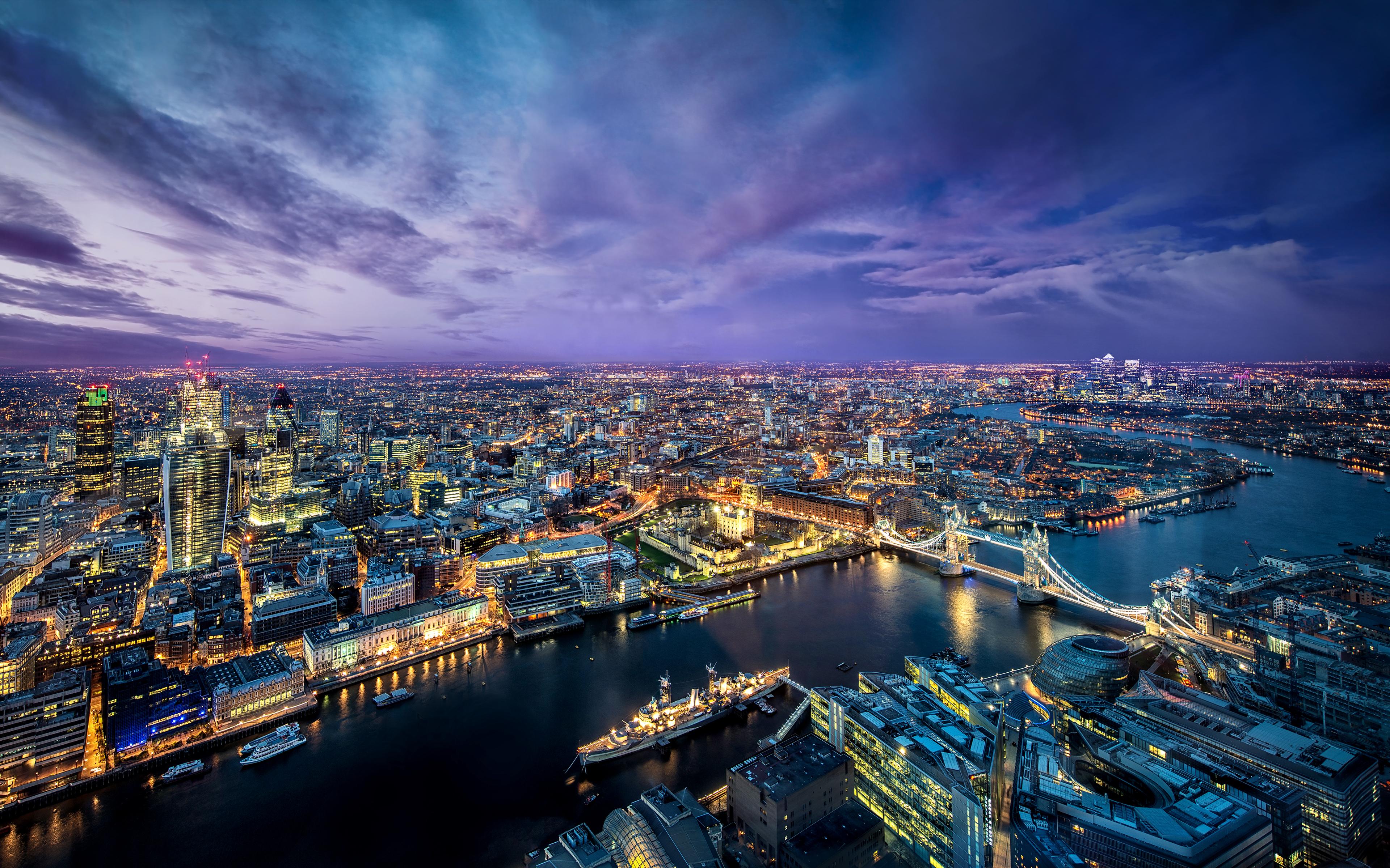 лондон фото города