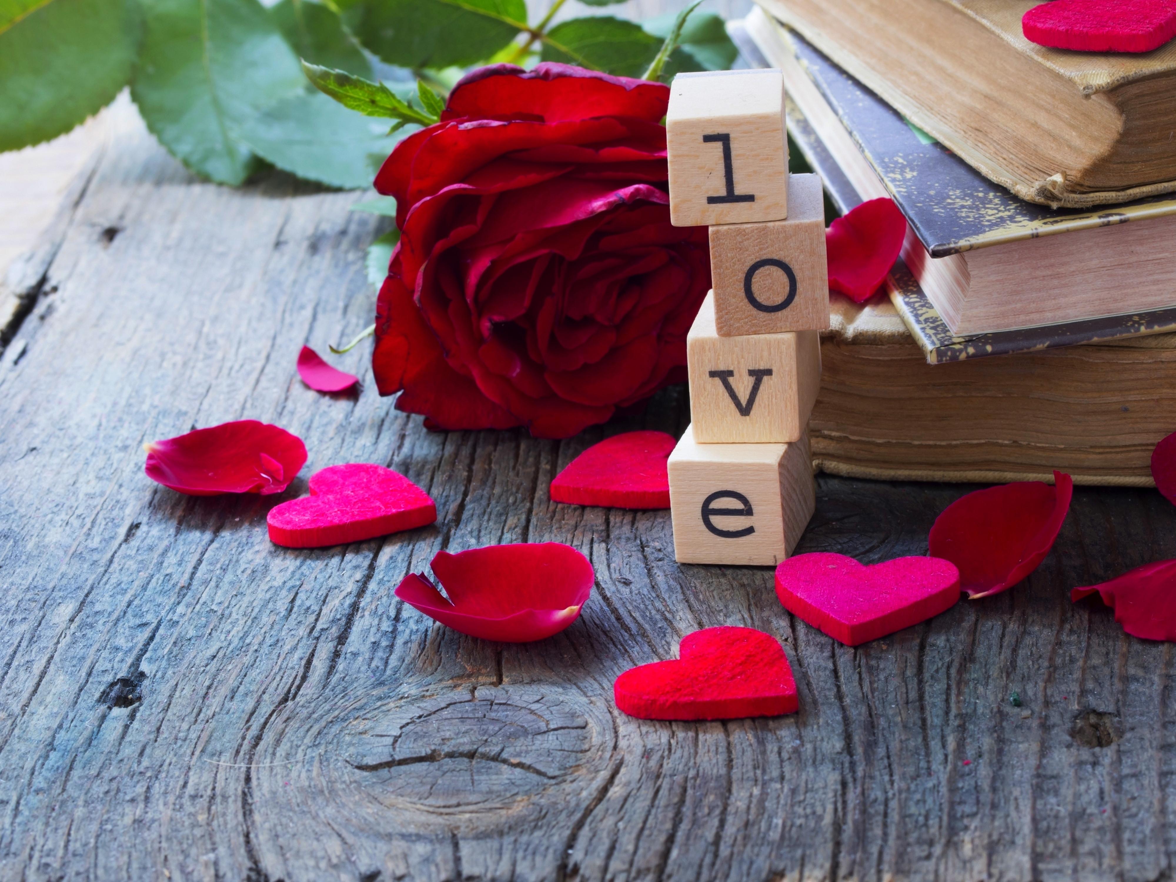 Любовные картинки цветы