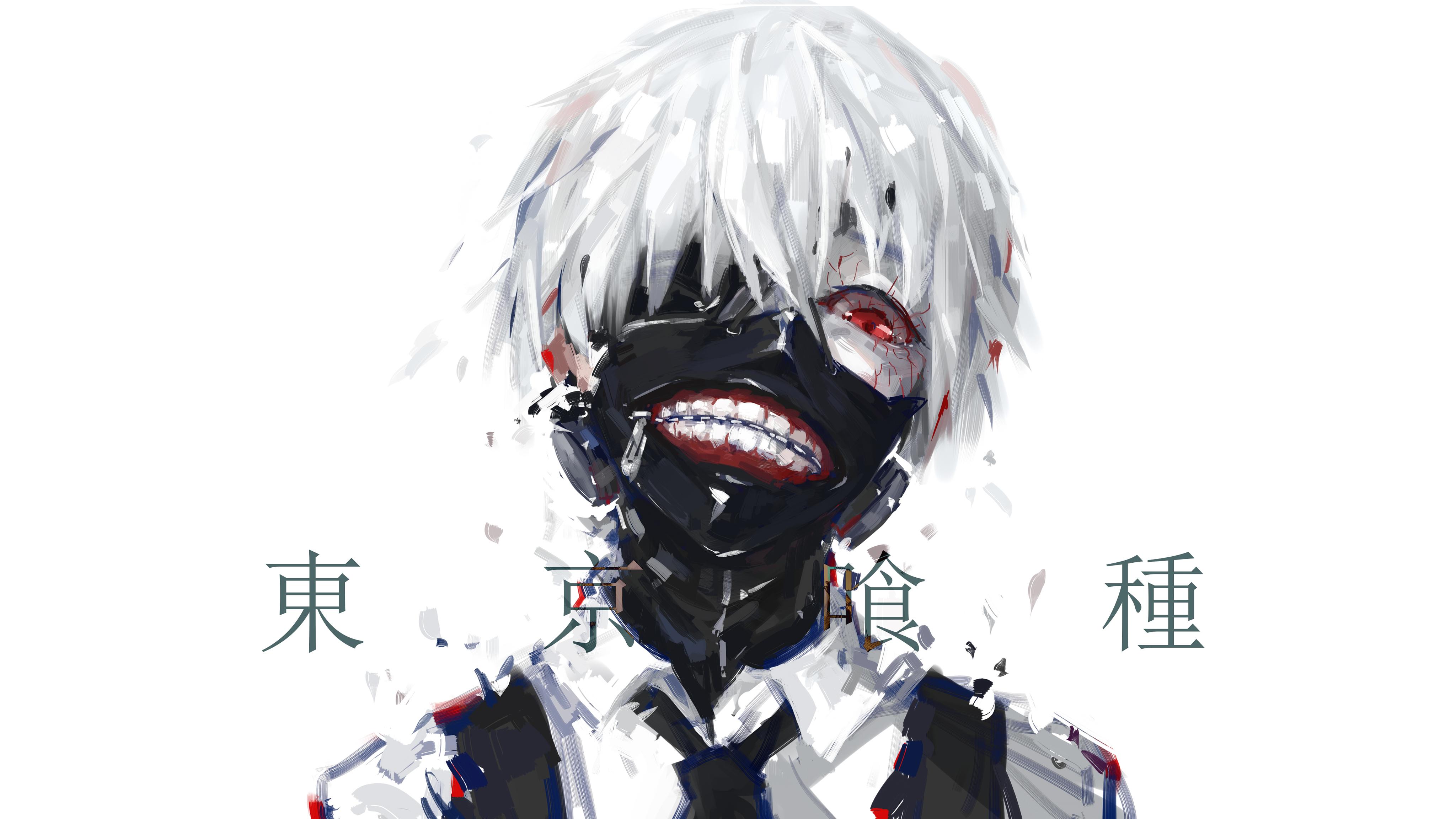 Ghoul токийский гуль kaneki ken канеки кен