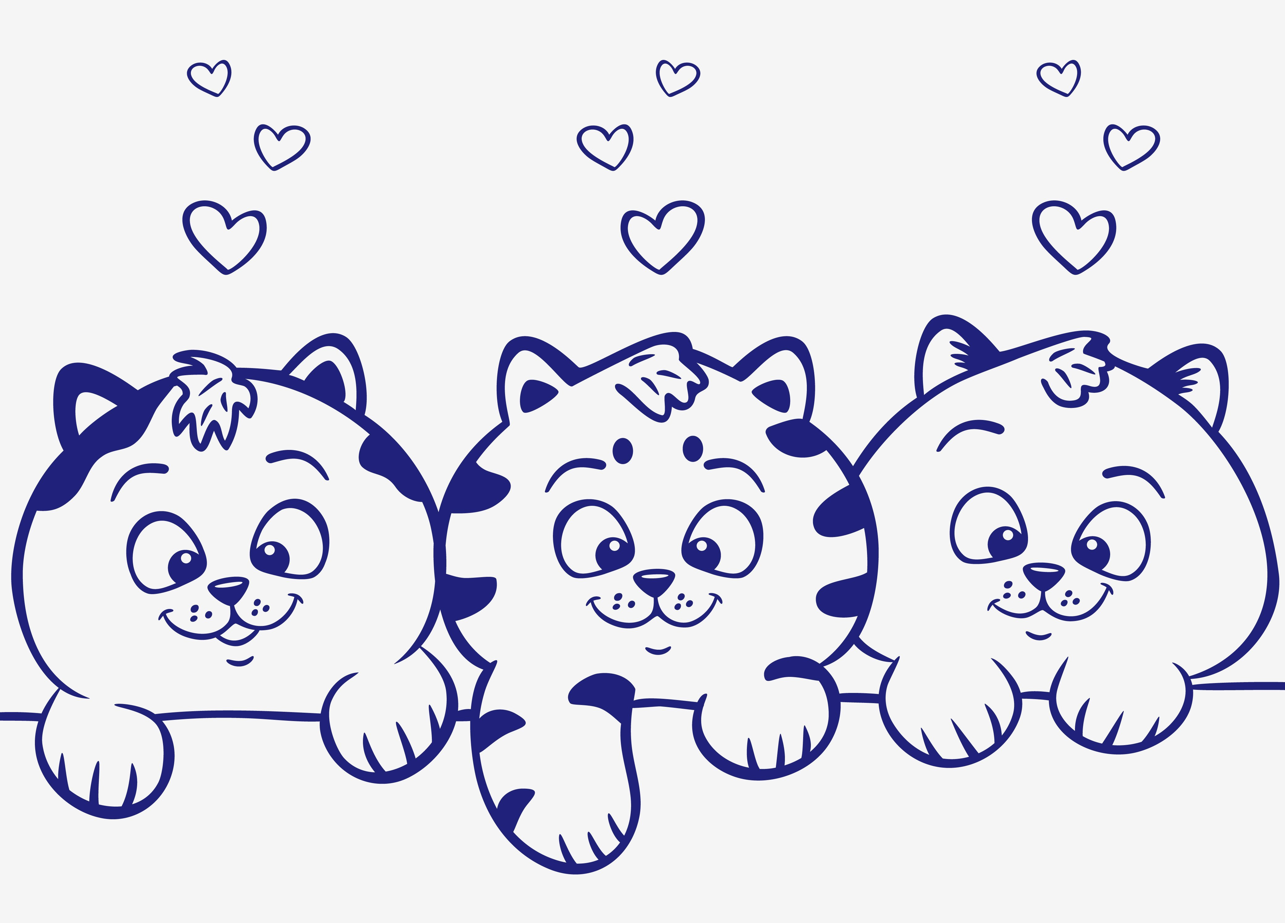 Смешные картинки для срисовки животные