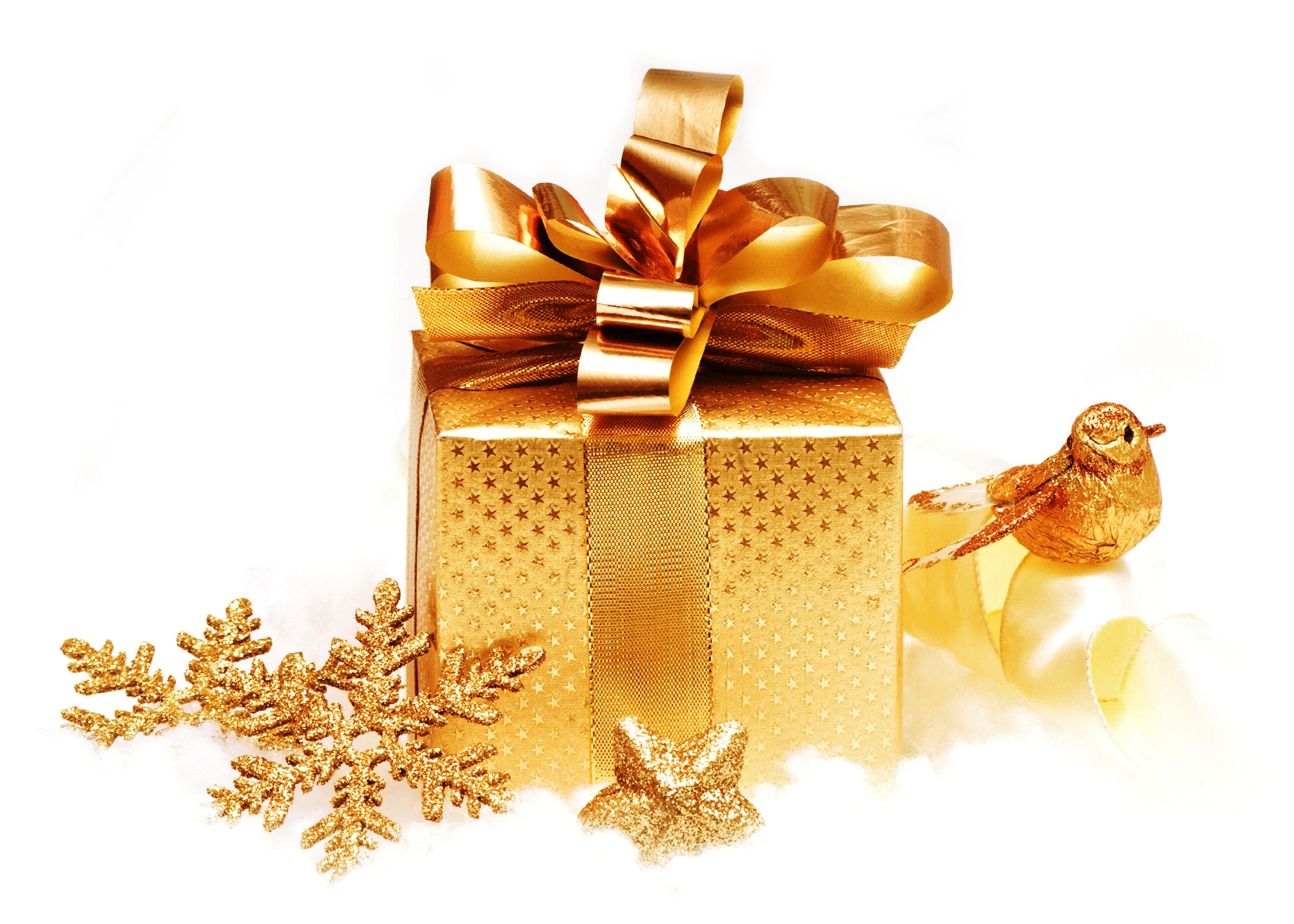 Золотые украшения для открыток