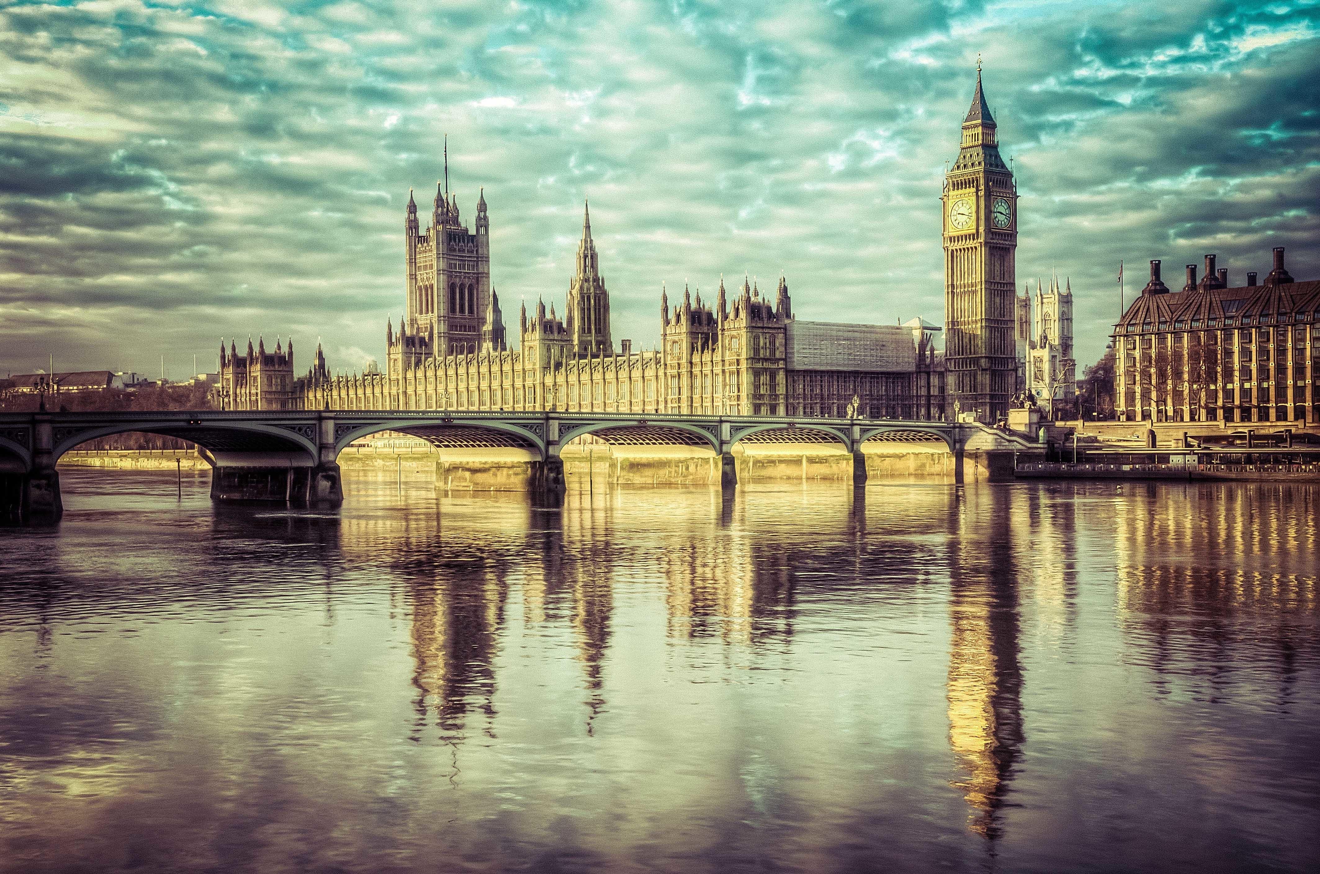 пейзаж лондона картинки витязево