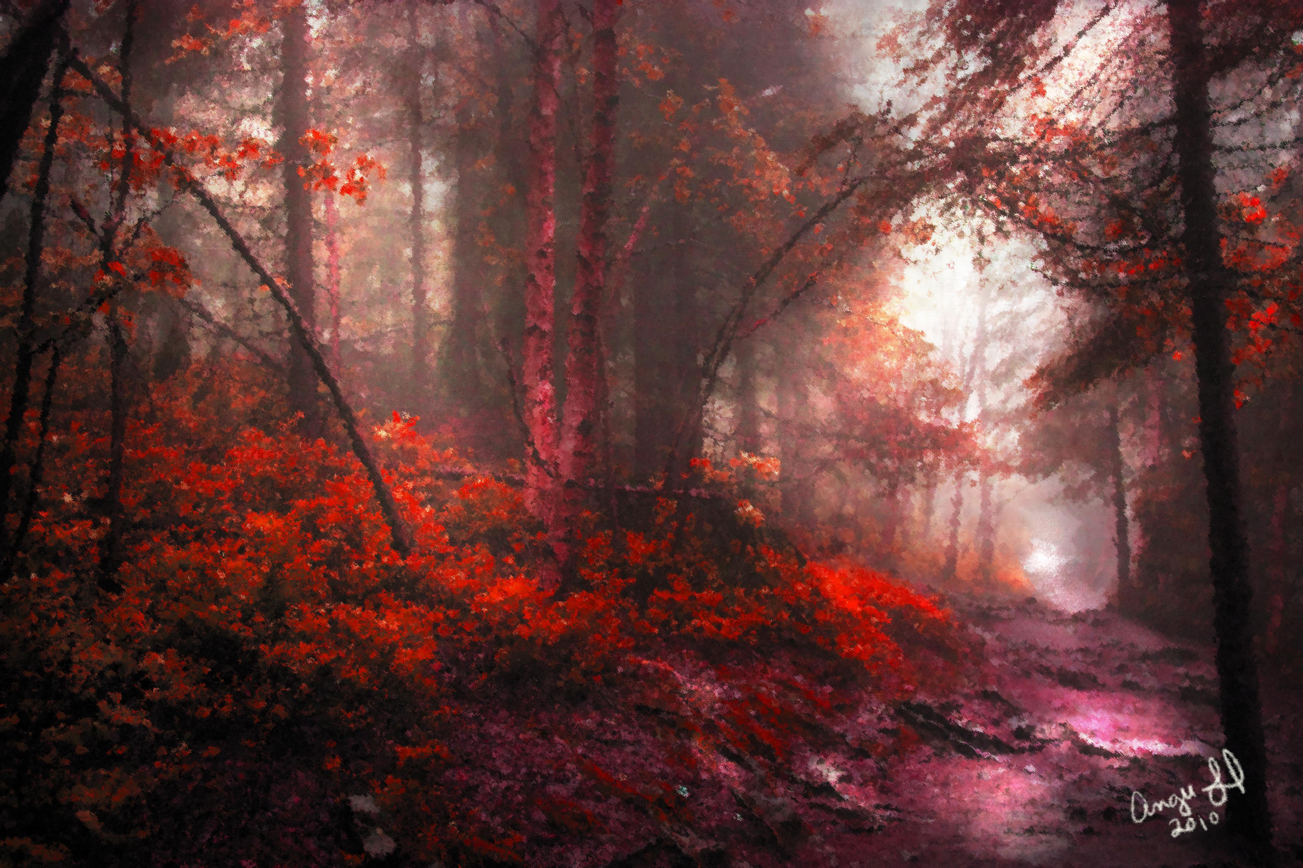 завод красный лес рисунок может быть обнаружена