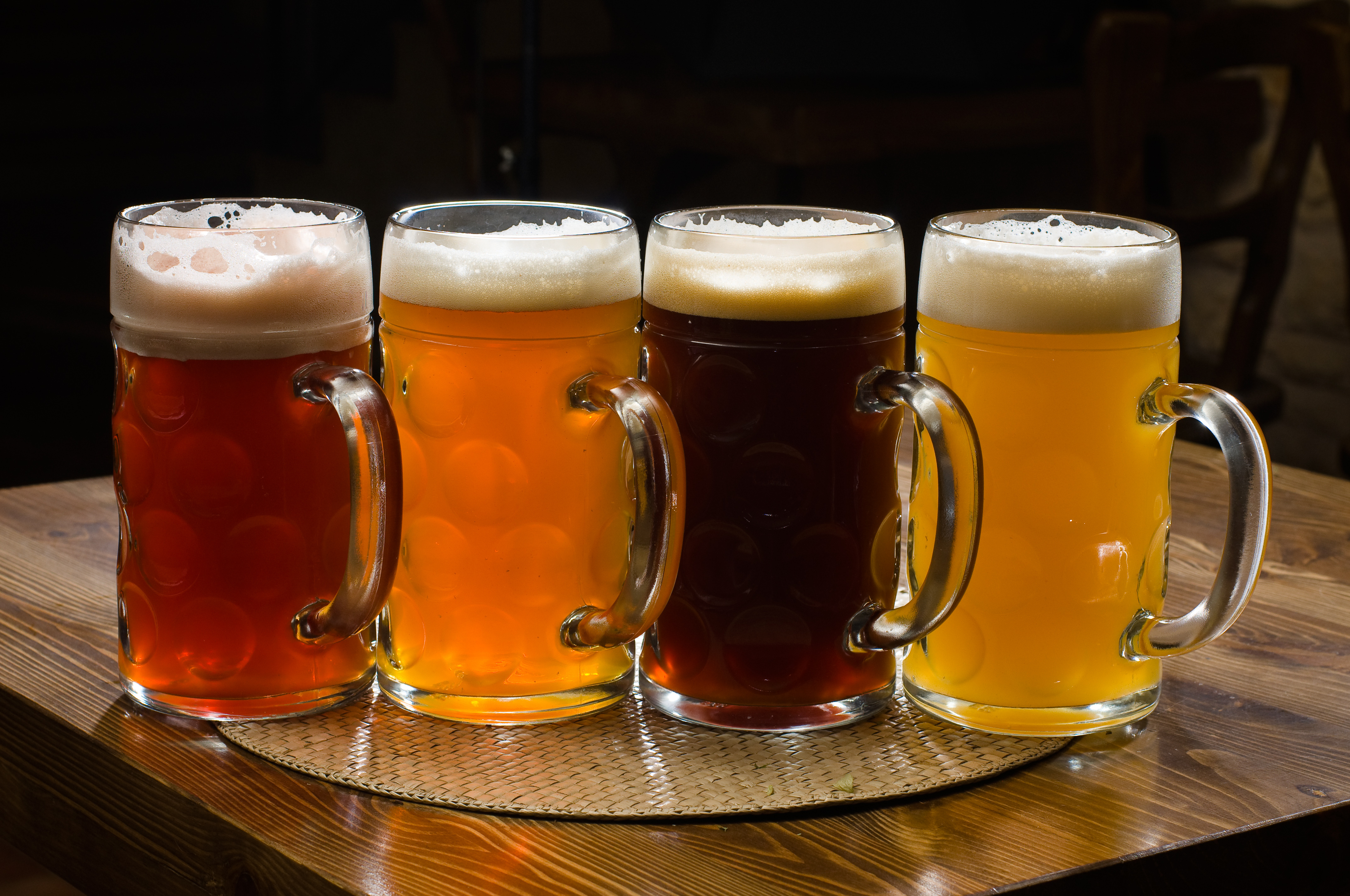 ваш фото кружки пива красивое можно