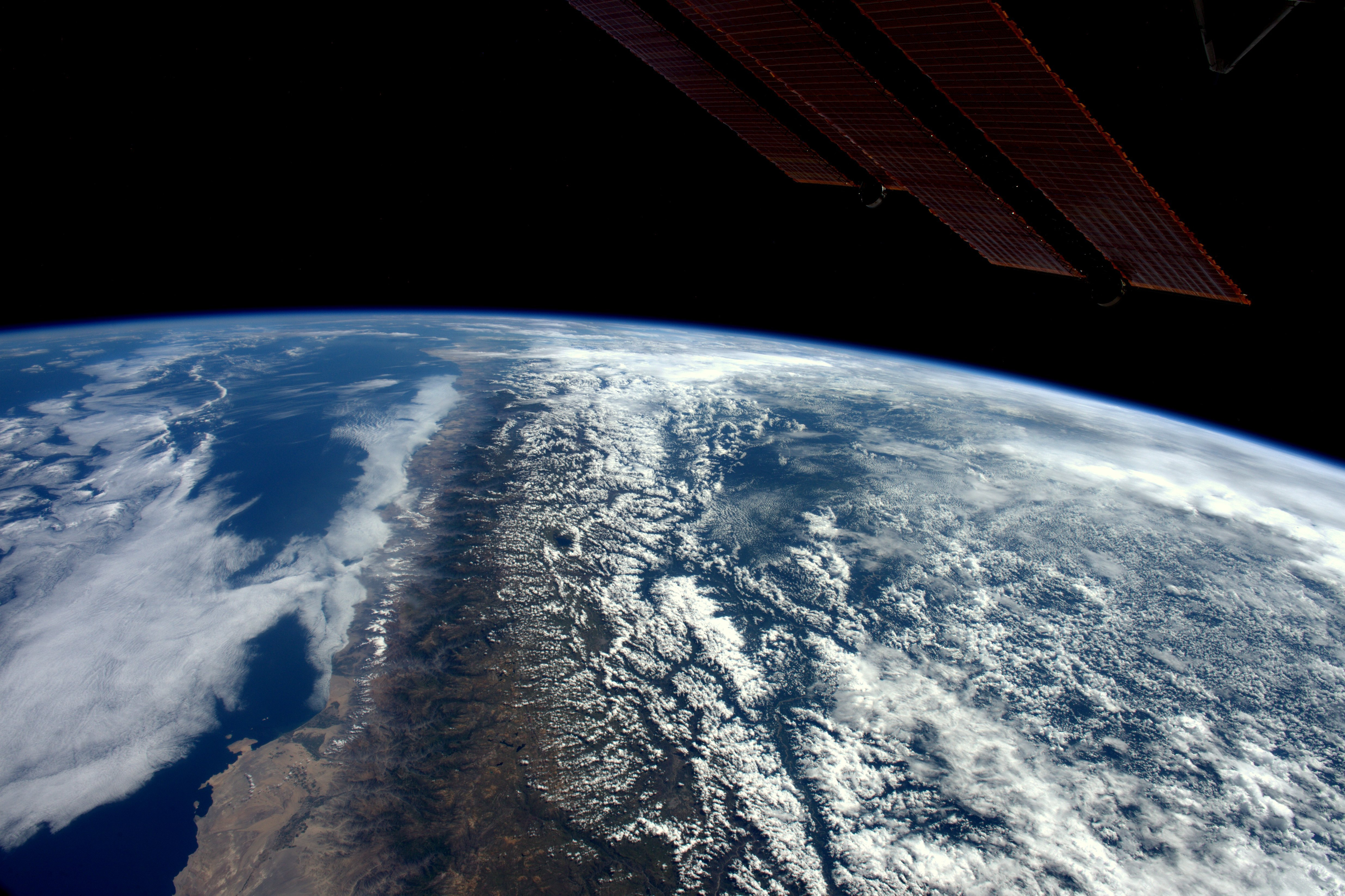earth from space images - HD 2560×1600