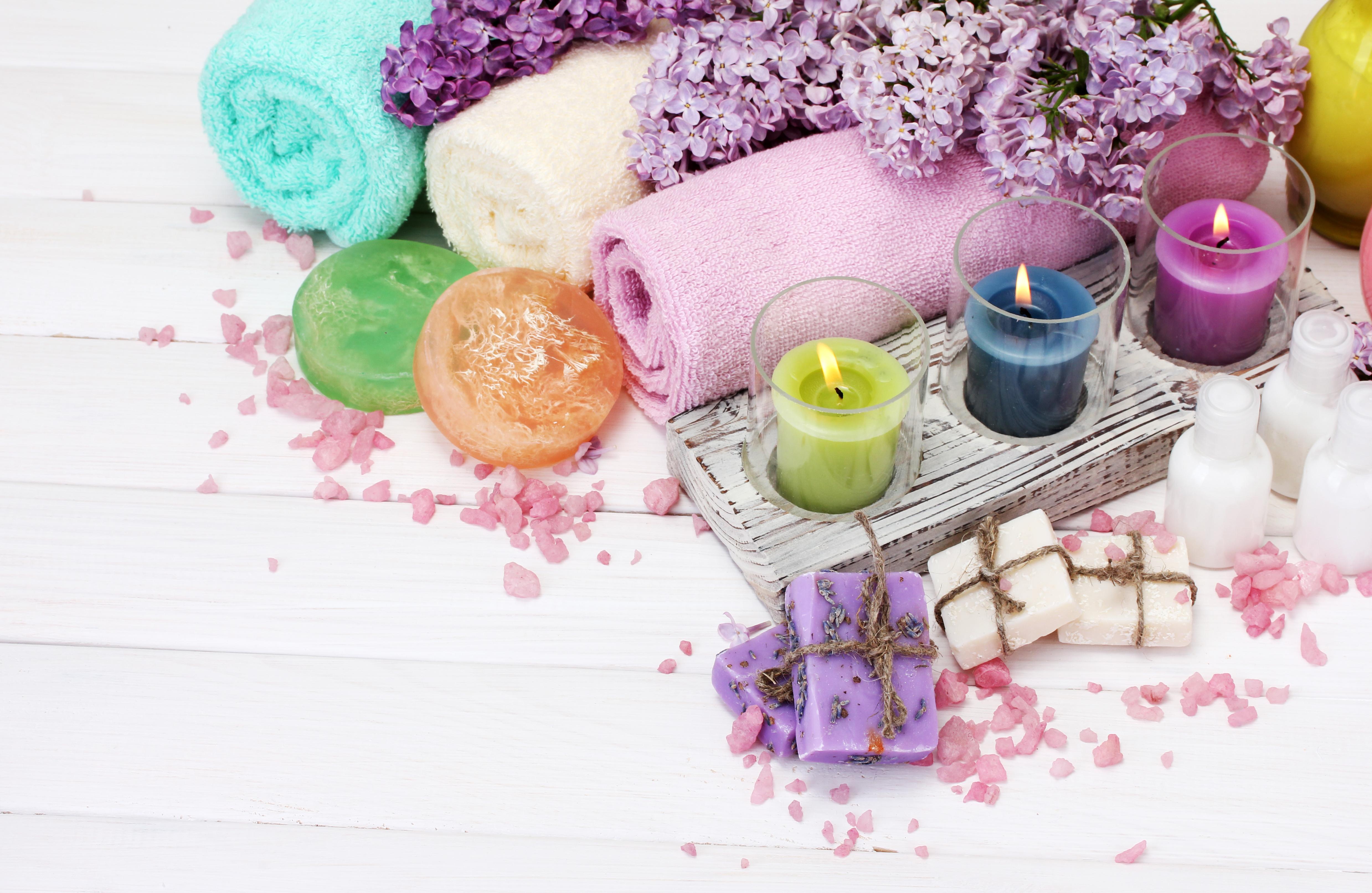 цветы свечи  № 1504390 бесплатно