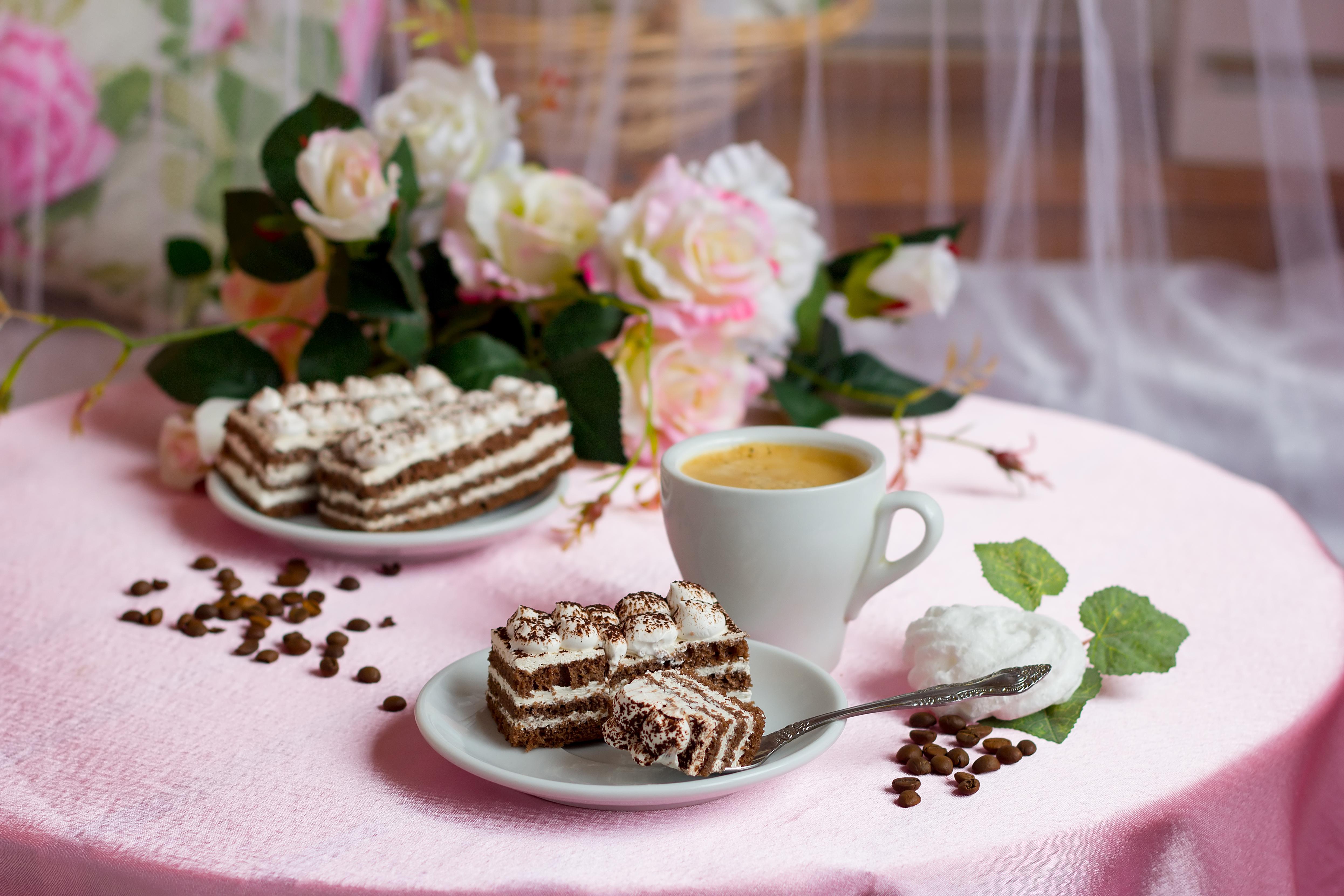 Открытки с тортом и чаем и мы не, сделать красивую