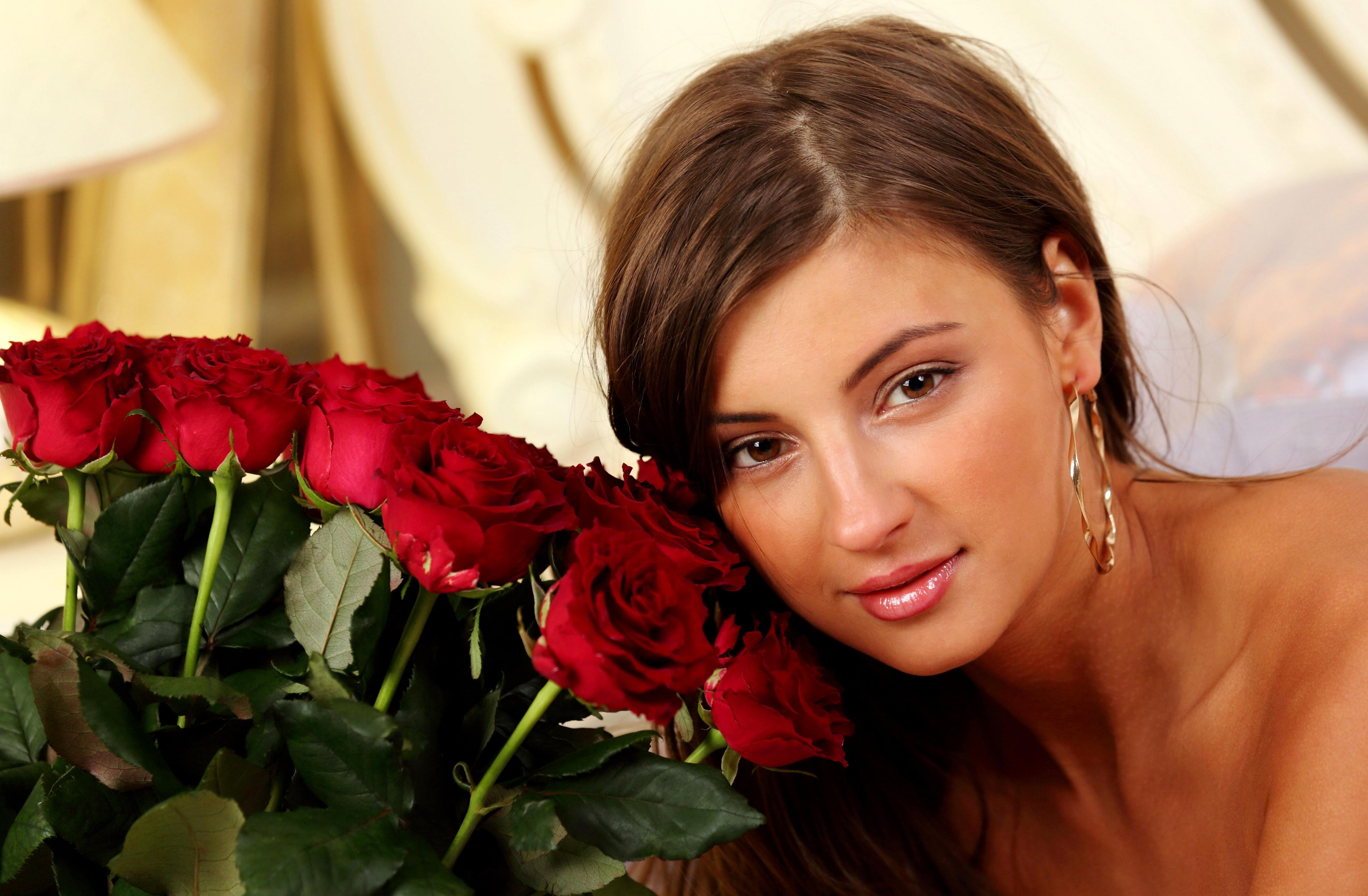 Картинки ты прекрасная девушка, февраля для