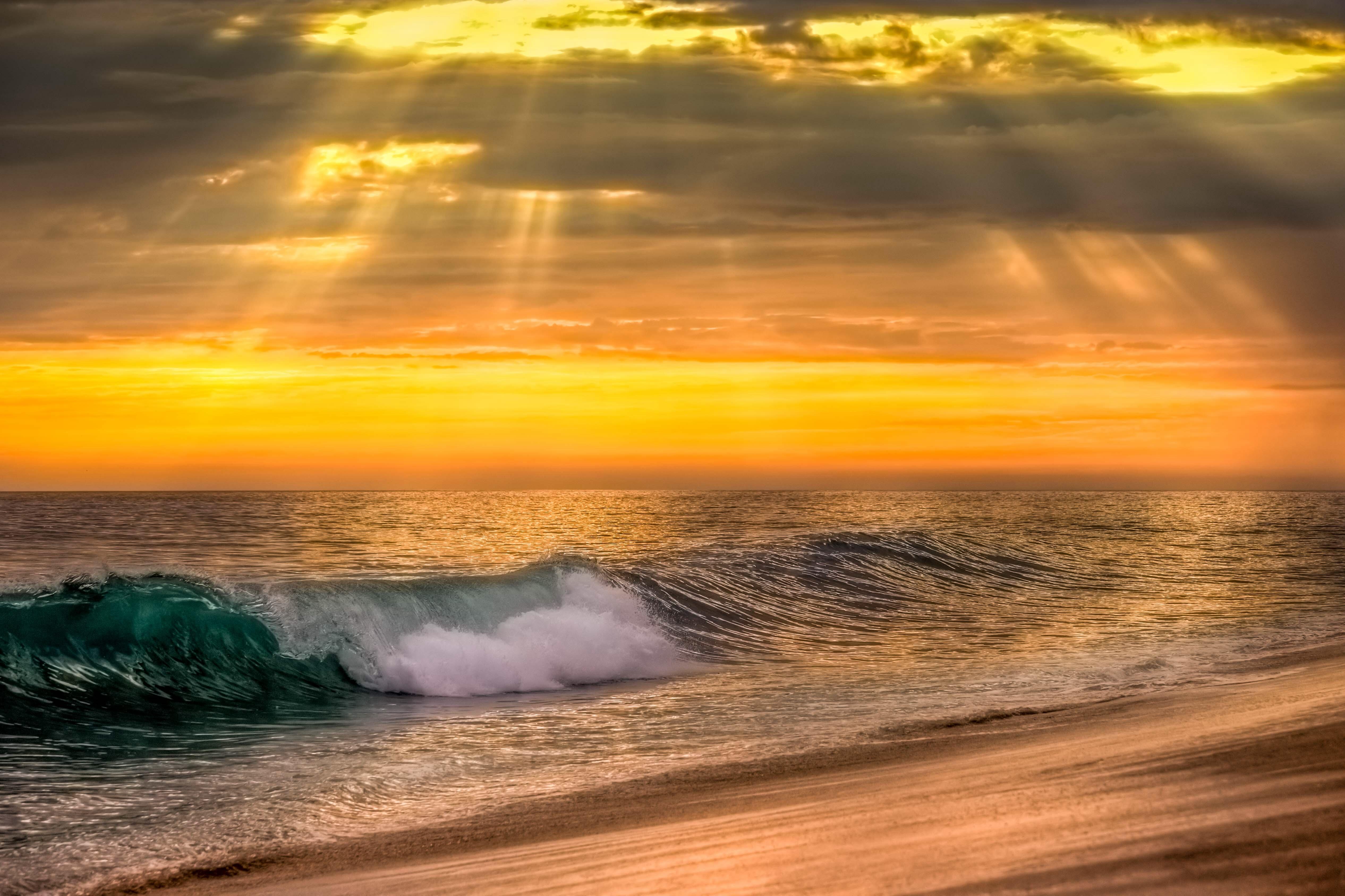 скелетона картинка волна утром что решающие