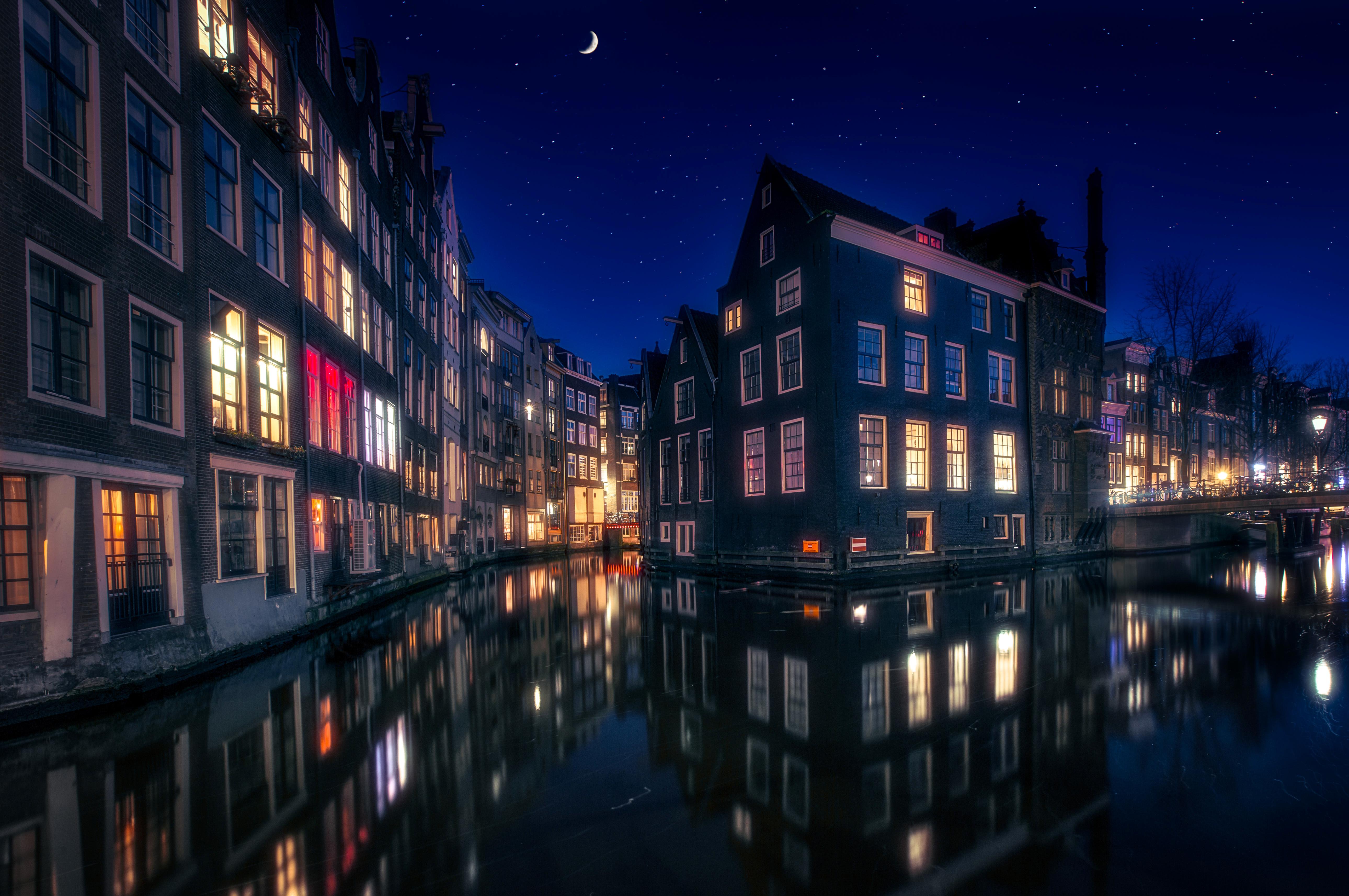 конечном картинки домов в городе ночью легенды