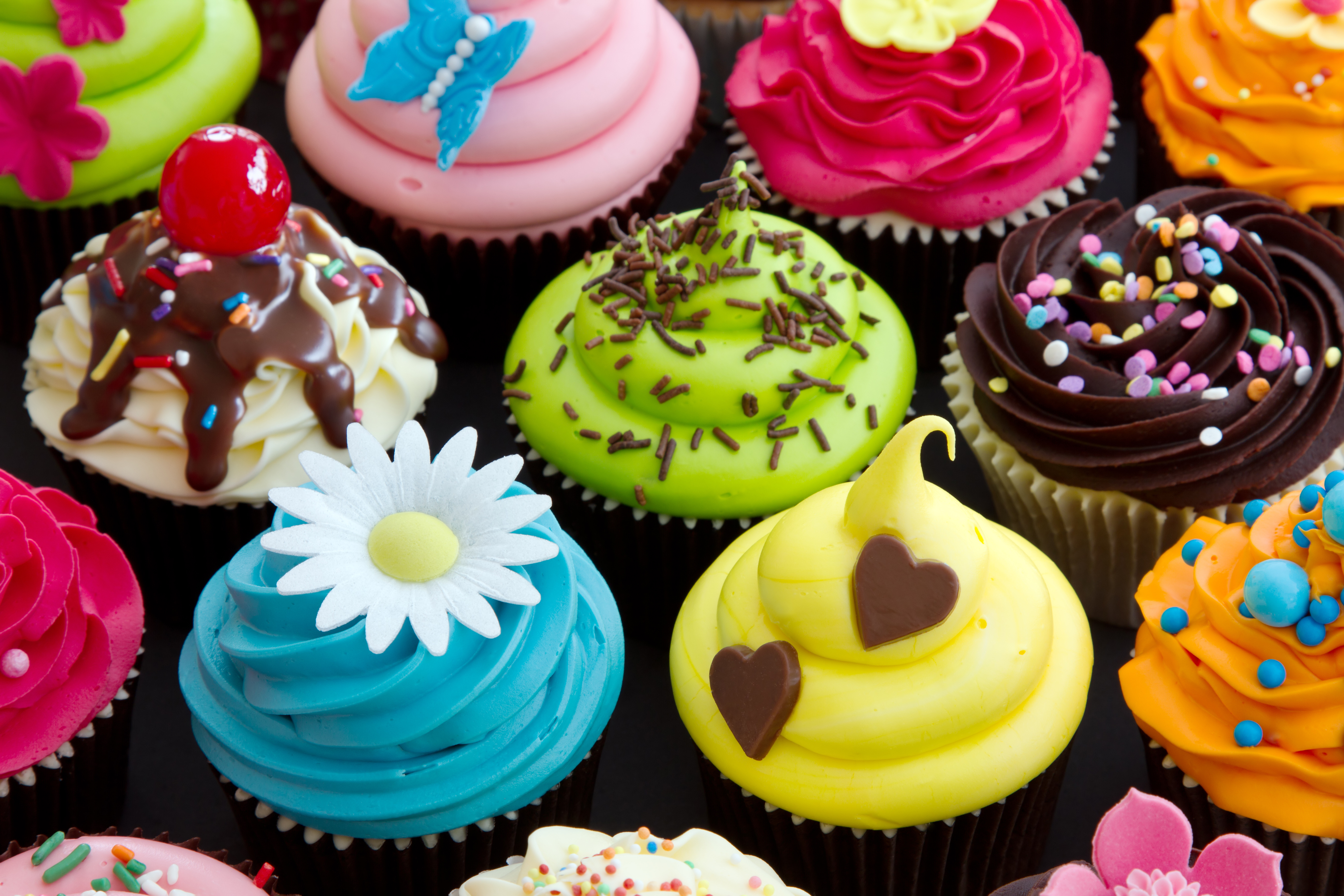 кексы пирожное cupcakes cake  № 132183 без смс
