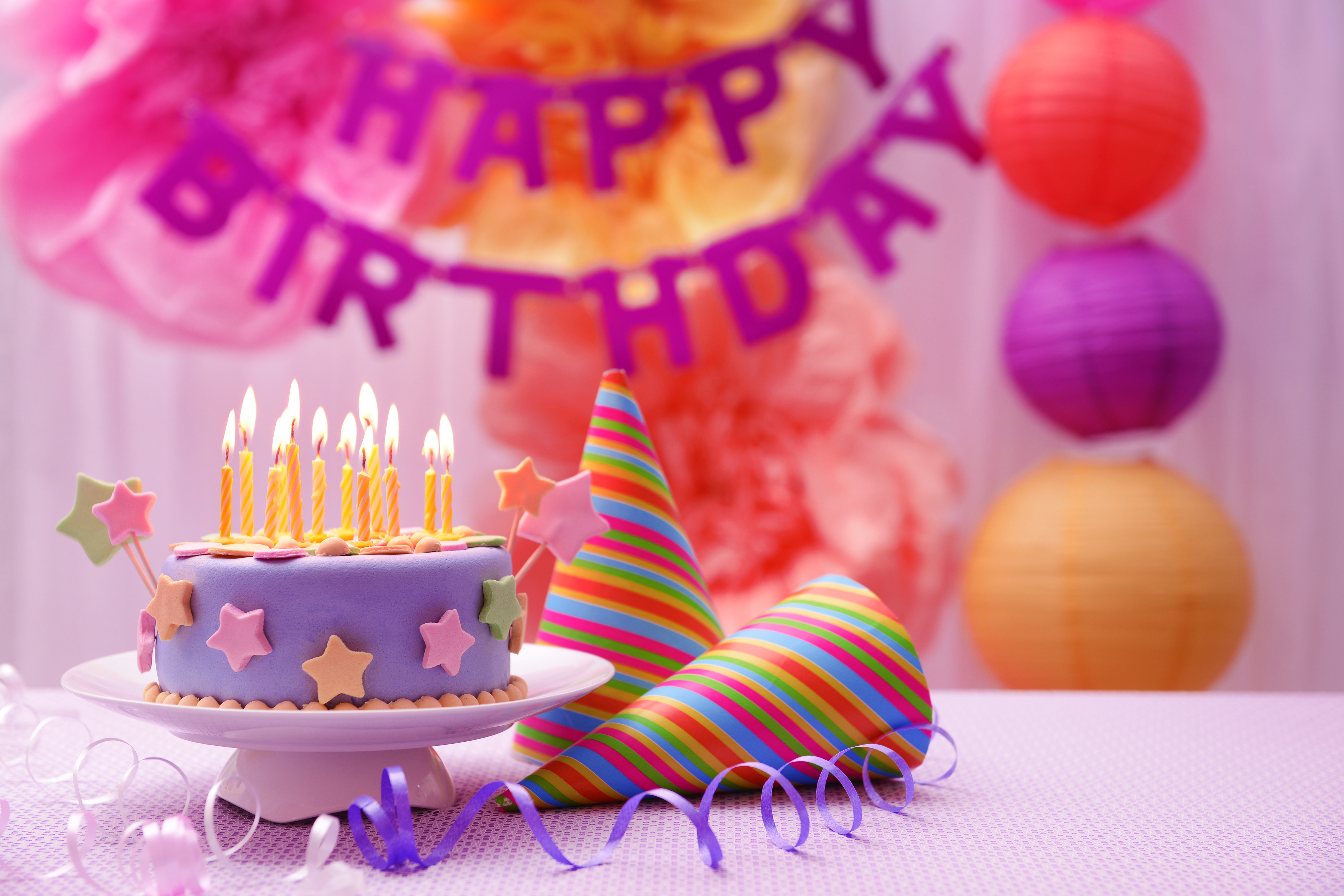 Как оформить видео поздравление с днем рождения
