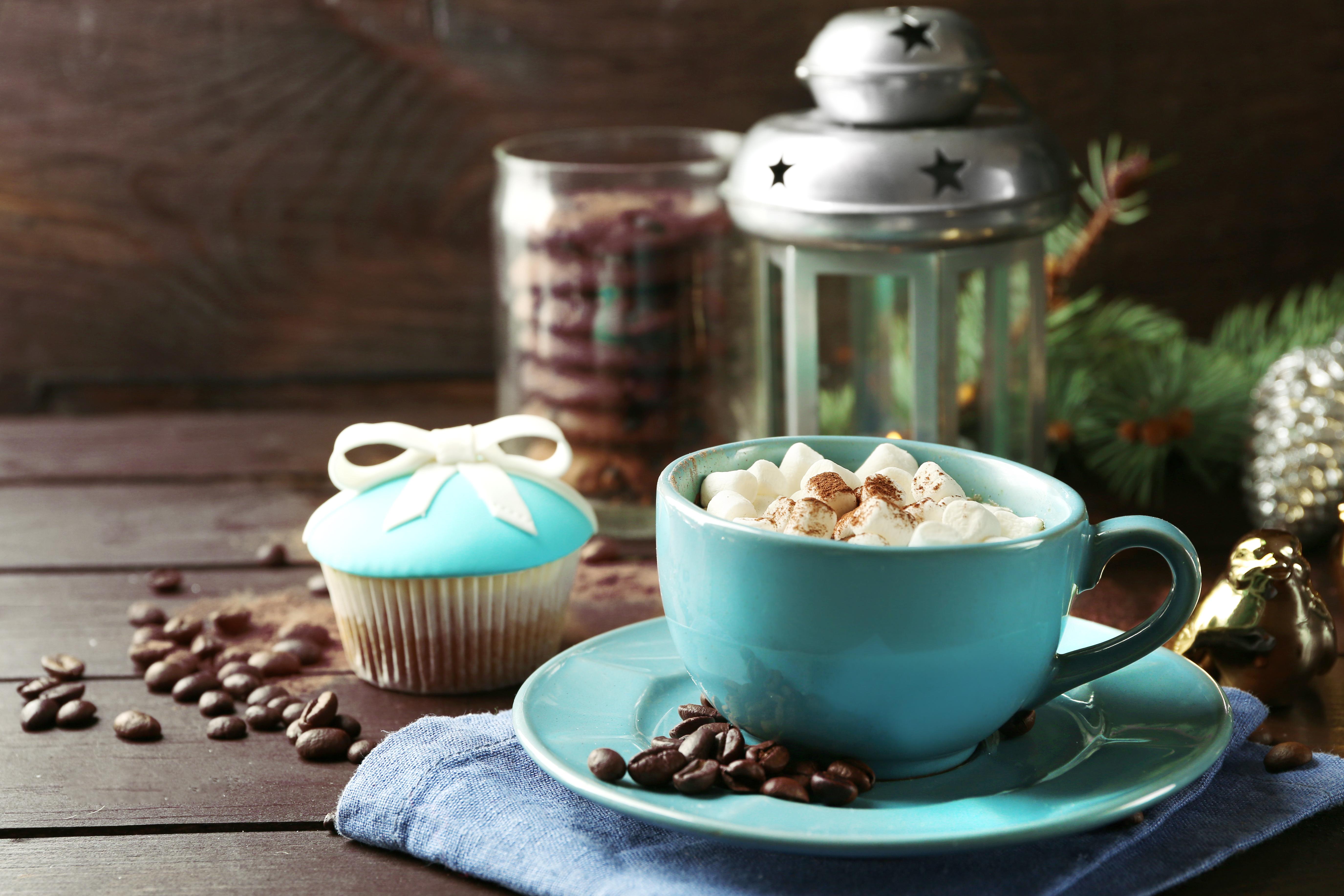 сигнализации картинки кофе в кружке и печеньки будет выполнять