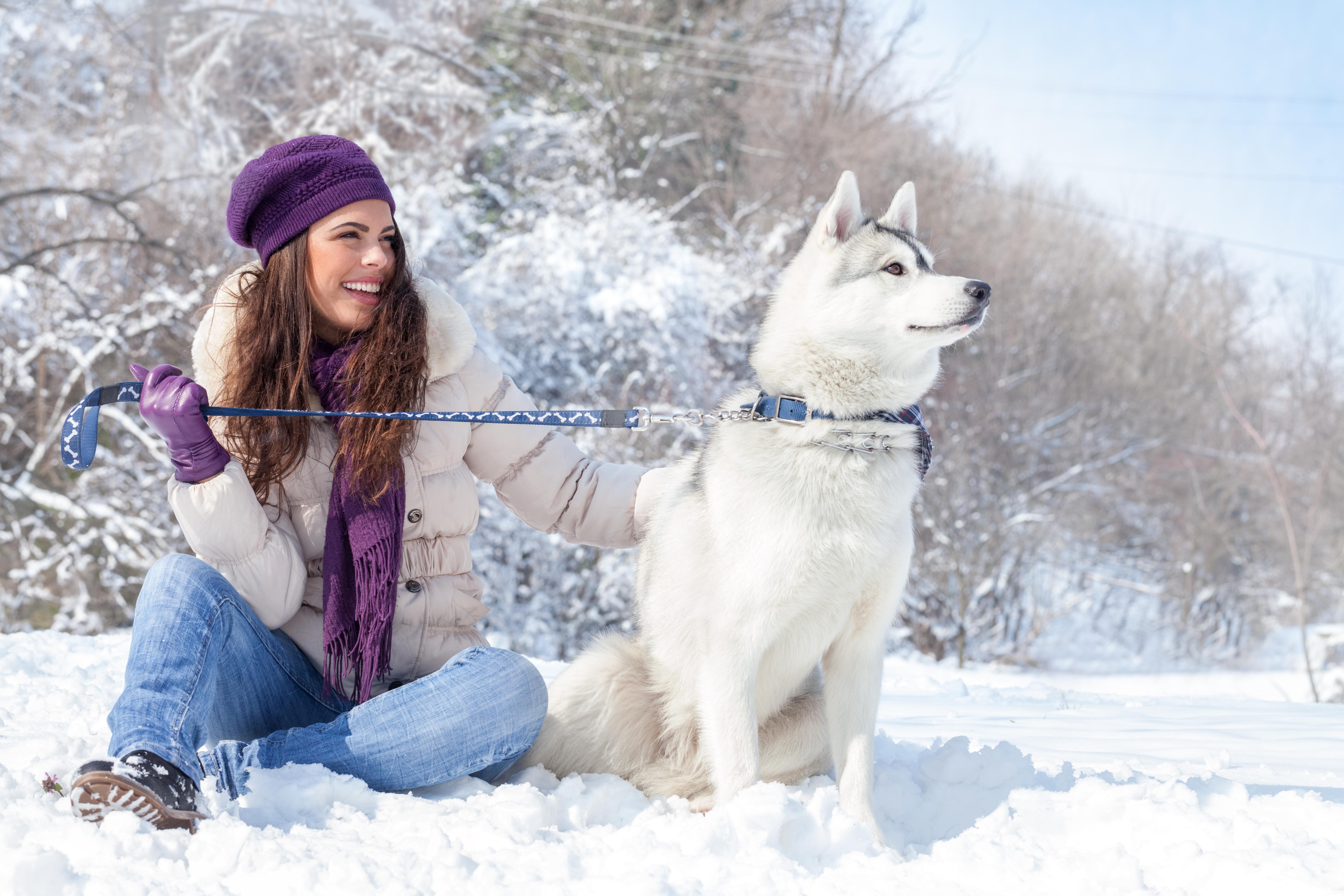 Фото девушек на фоне зимы 13 фотография