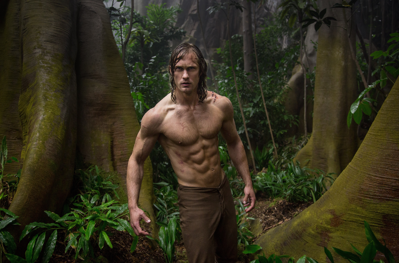 Тарзан Легенда  The Legend of Tarzan 2016 смотреть