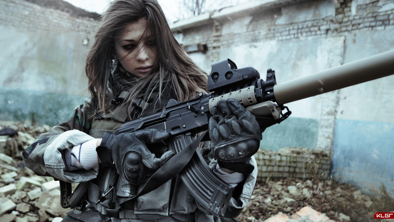 фото девушки сталкеры
