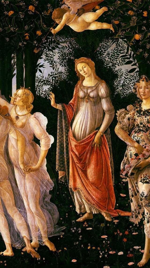 an analysis of the painting primavera by sandro botticelli Data analysis and a quantitative approach in art and myhistro botticelli, sandro: primavera botticelli's painting does not illustrate a given.