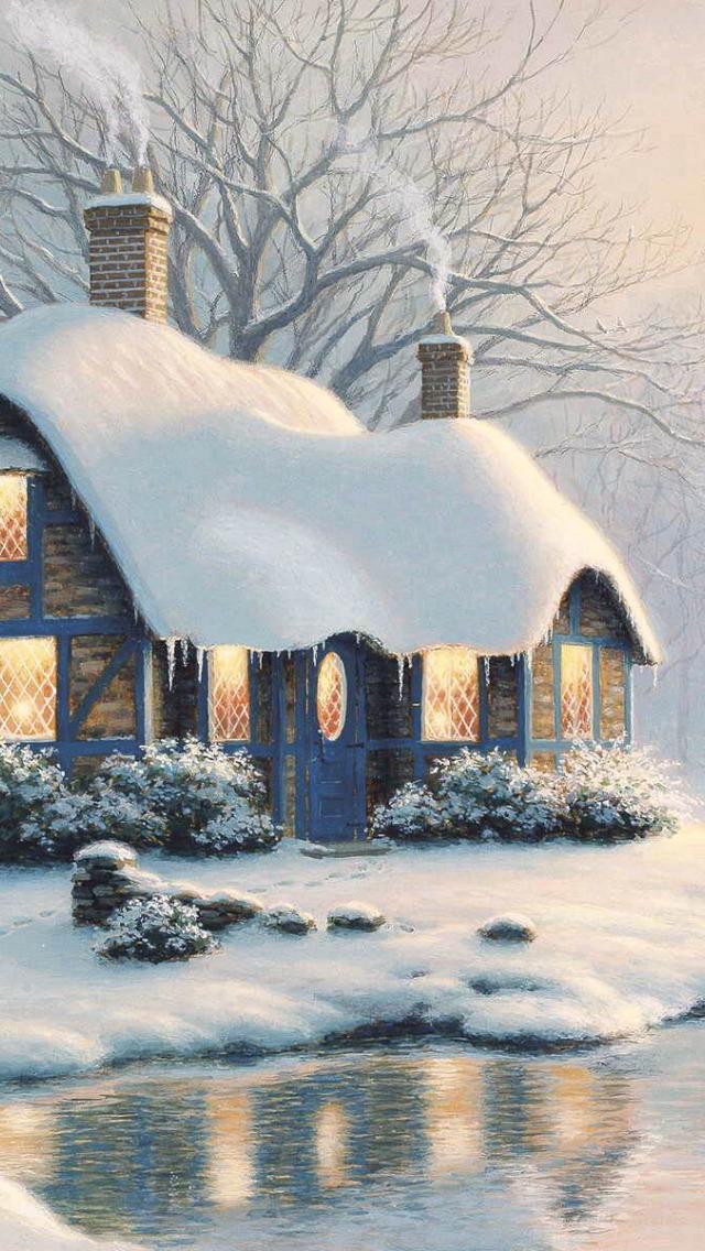 ежевики лучшие живые картинки снежные дома комфорт