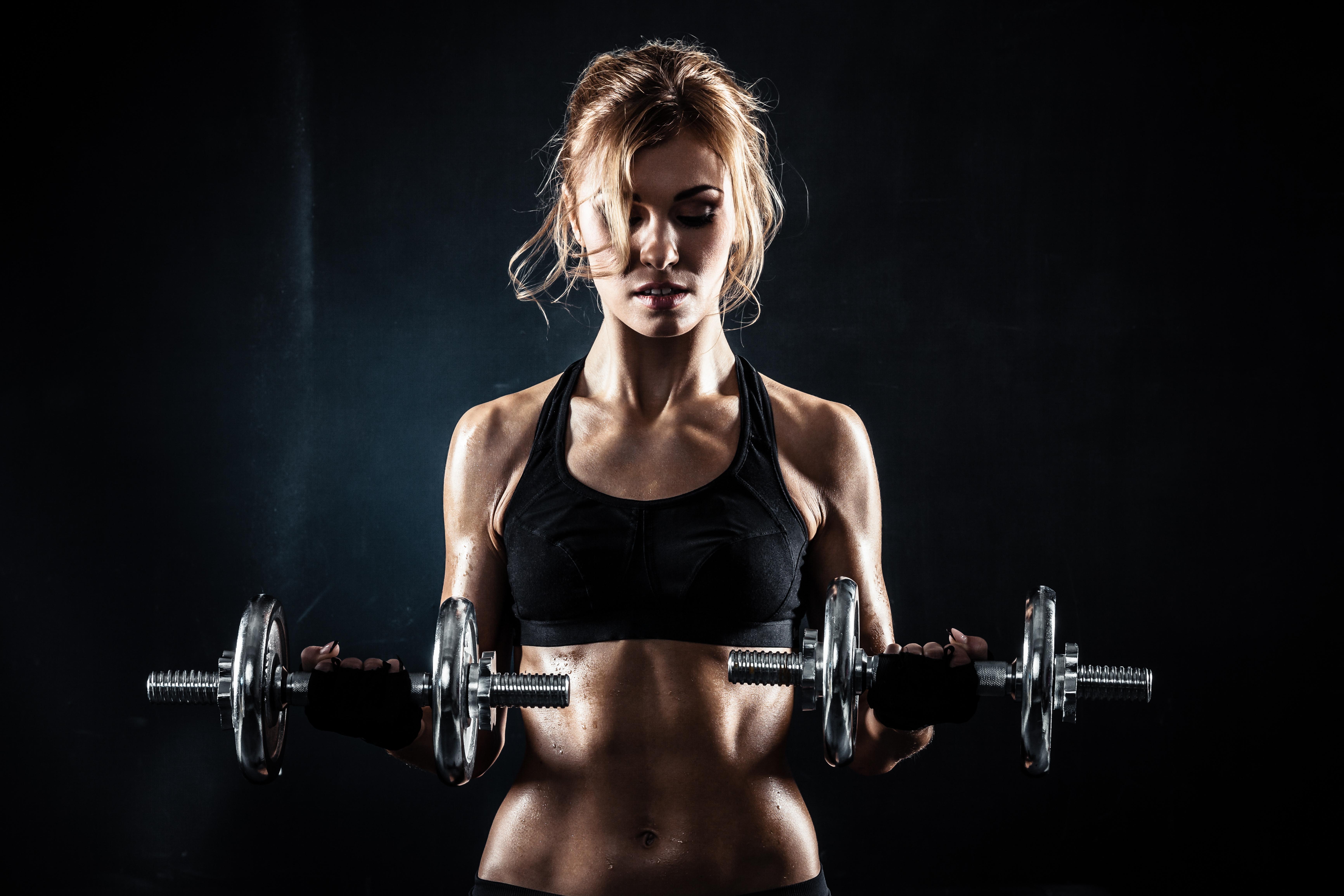 Фитнес девушки картинки на рабочий стол