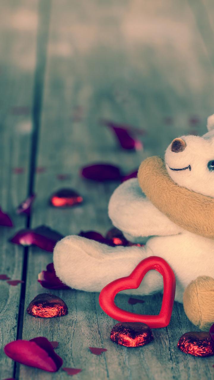 милые картинки о любви с мишками образом