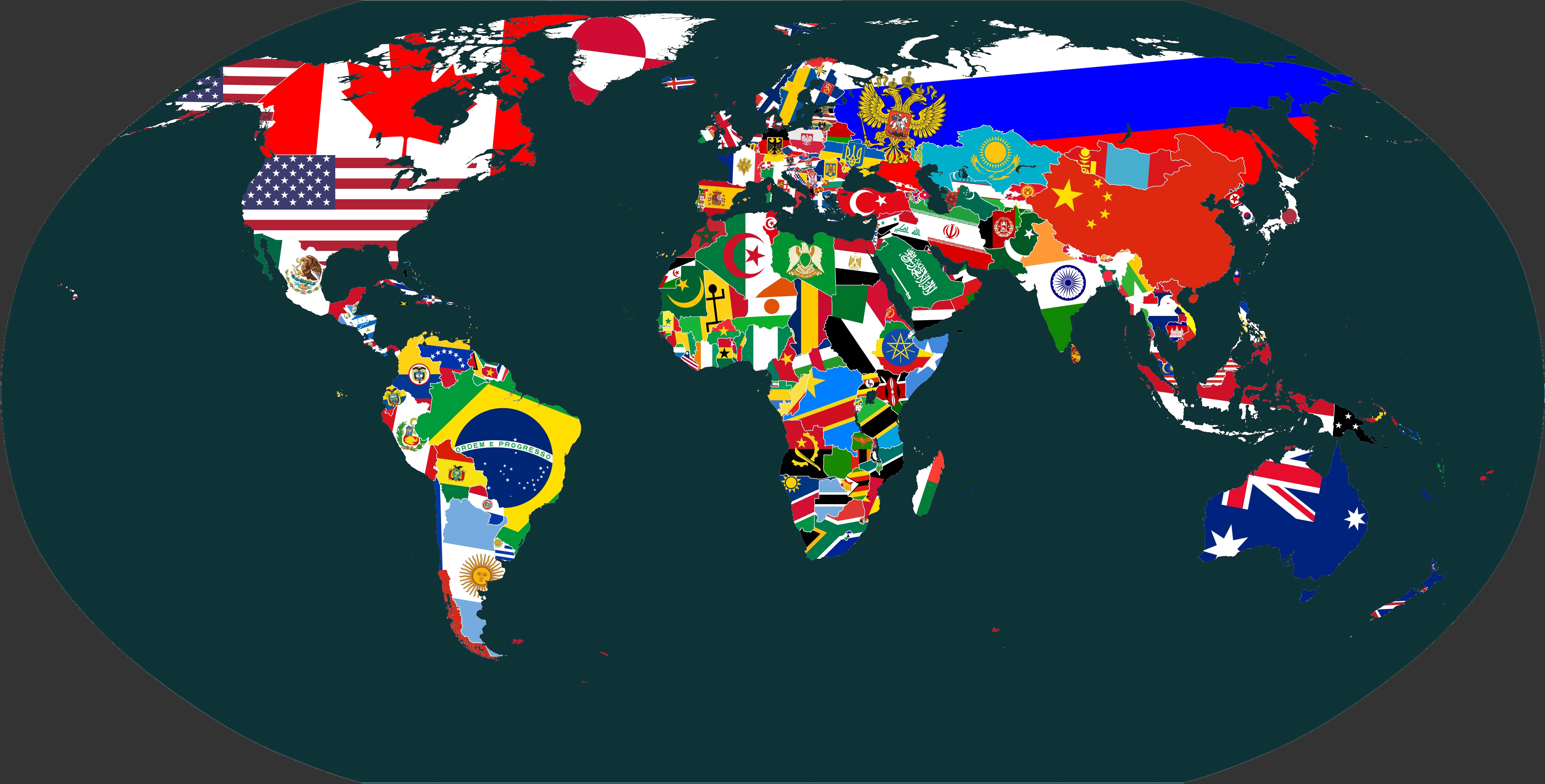 Картинка стран и континентов красивую вещь