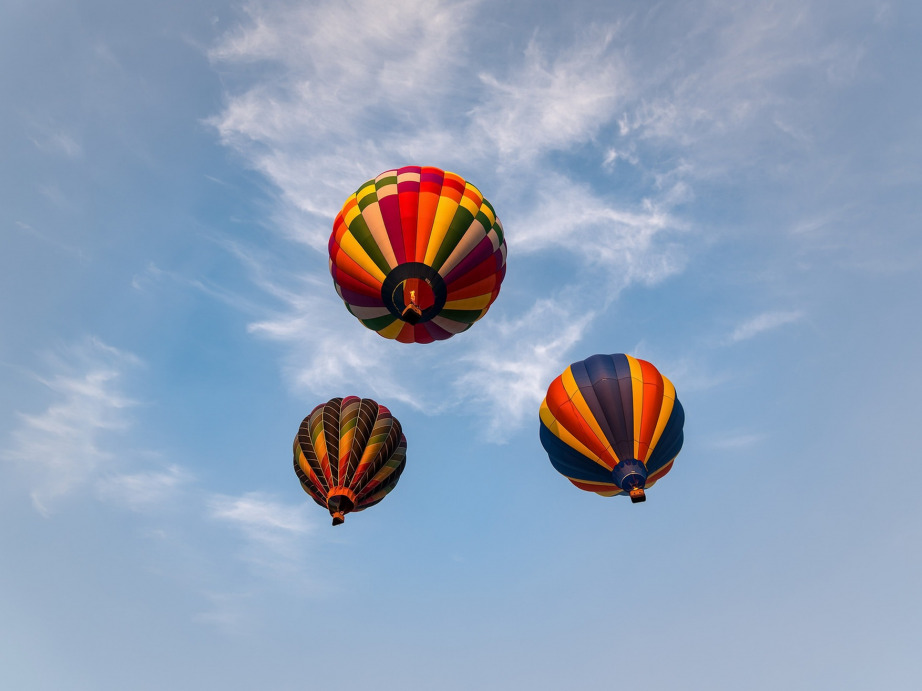 шары небо balls the sky  № 1008072 бесплатно