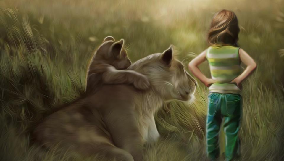Они понимают друг друга с полуслова, ребенок и родитель сливаются в одно целое и знают, как побудить друг друга к действию.
