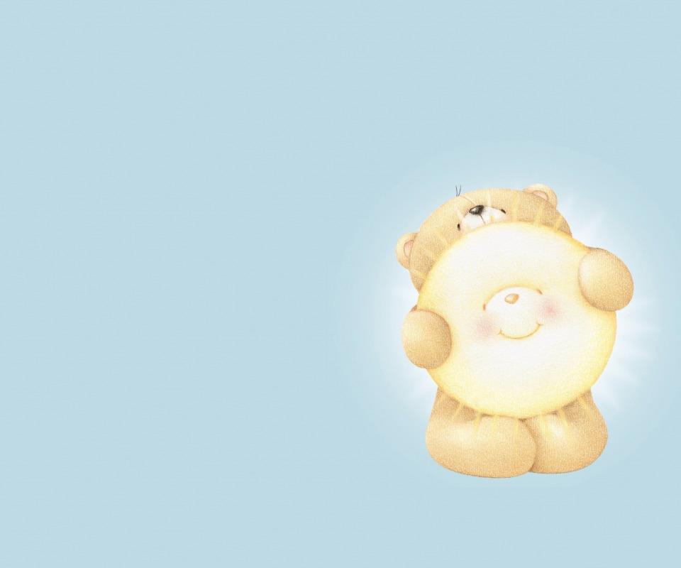 Мишка солнышке в картинках