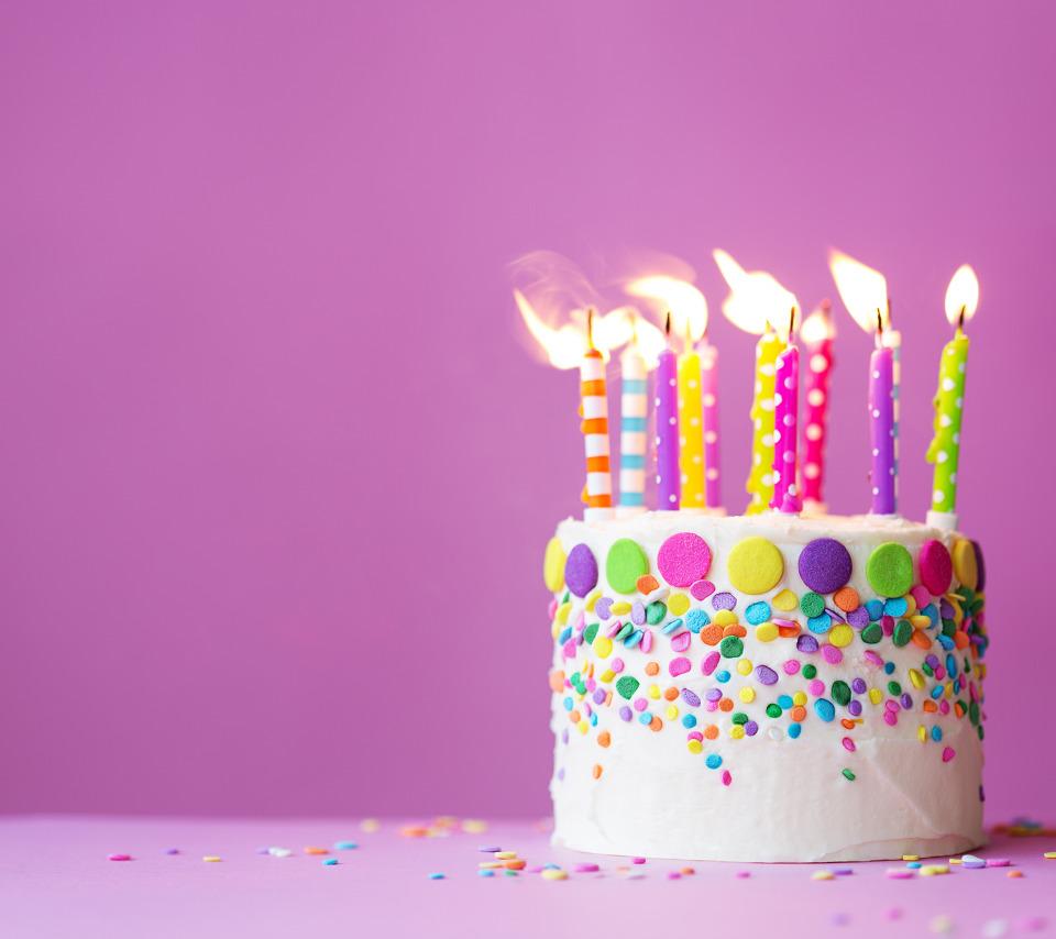 Гифы, открытки с день рождения на рабочий стол