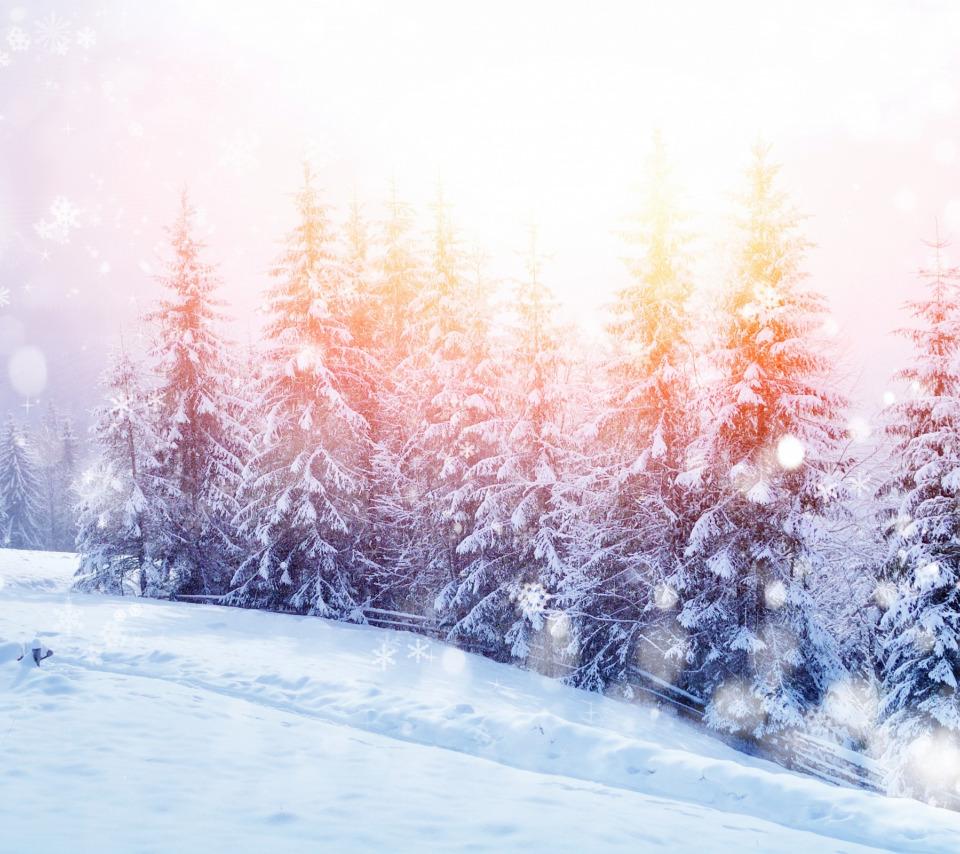 Марта, открытки доброе утро зимний пейзаж