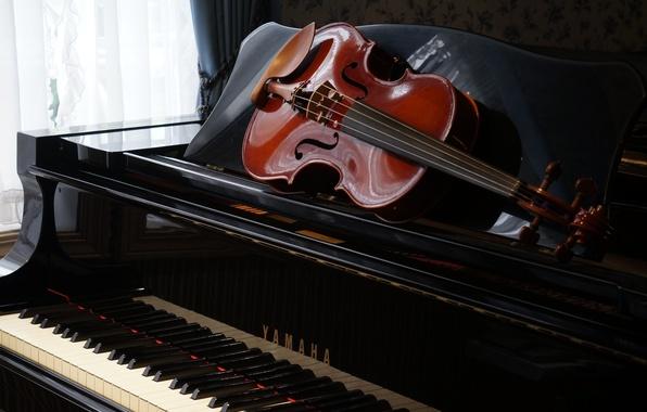 Картинки по запросу скрипка пианино