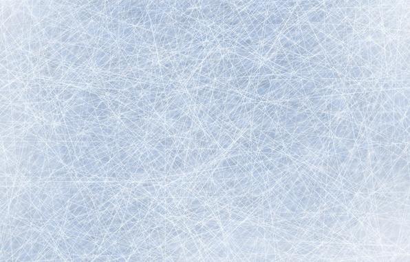 Картинка лед, линии, царапины, каток