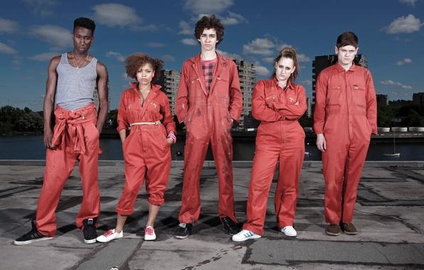 «Отбросы» смотреть онлайн все сезоны и серии сериала ...