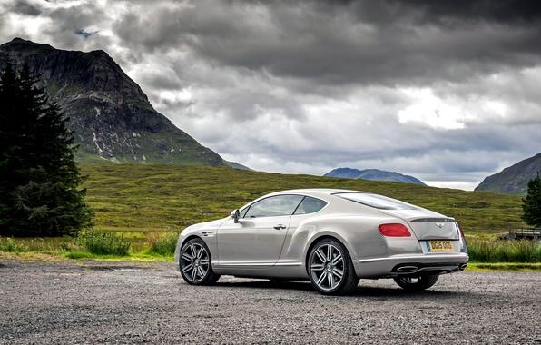 Картинка Bentley, Continental, бентли, континенталь, 2015