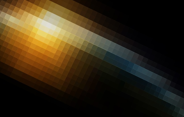 Картинка абстракция, фон, обои, графика, квадраты, арт, пиксели
