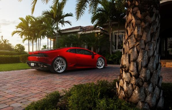 Картинка Lamborghini, Huracan, Lamborghini Huracan