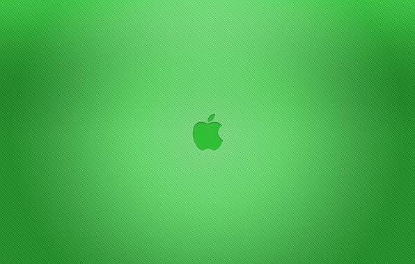 Картинка компьютер, apple, яблоко, mac, ткань, телефон, объем, гаджет