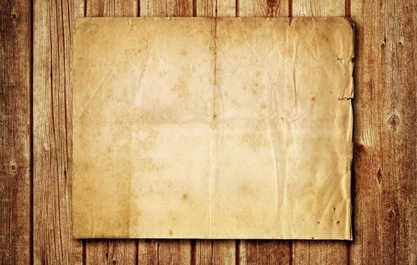 Картинка бумага, дерево, текстура, картон, коричневый, деревянный фон